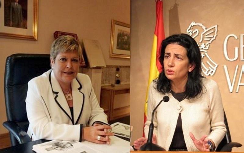 El TSJ valenciano abre juicio contra las exconsejeras de Trusimo y deja fuera a Rambla por debilidad de indicios