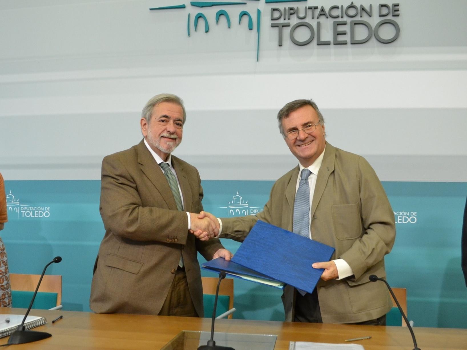 La de Toledo, primera Diputación en adherirse a la Oficina de Registro Virtual, que permite ahorrar 400.000 euros al año