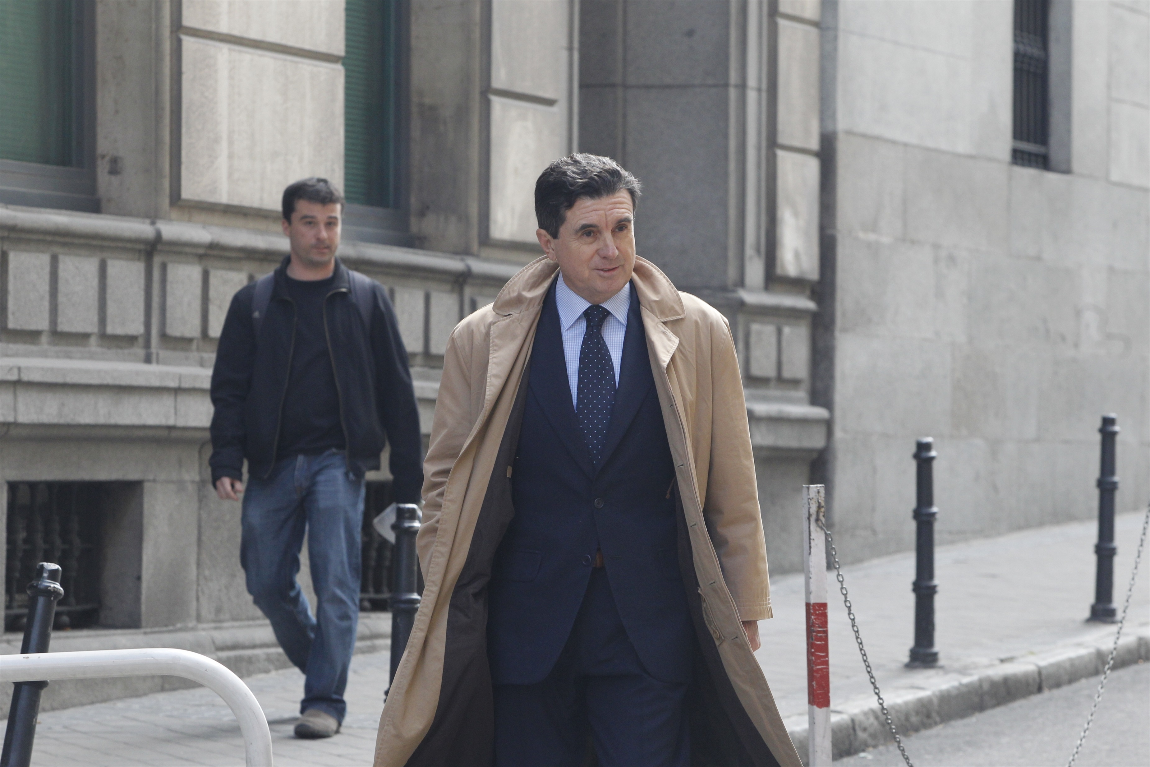 El Tribunal Supremo revisará mañana la condena a seis años de cárcel del ex presidente balear Jaume Matas