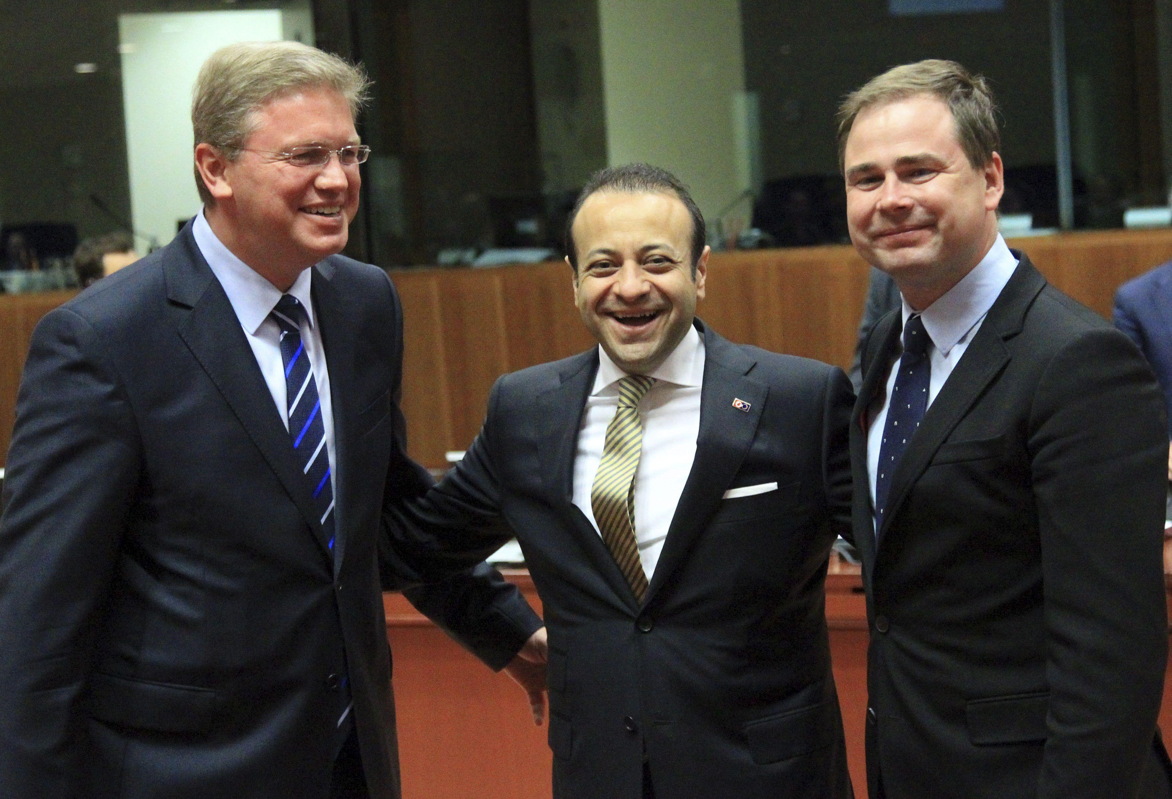 Turquía, Islandia y las repúblicas exyugoslavas los siguientes en entrar