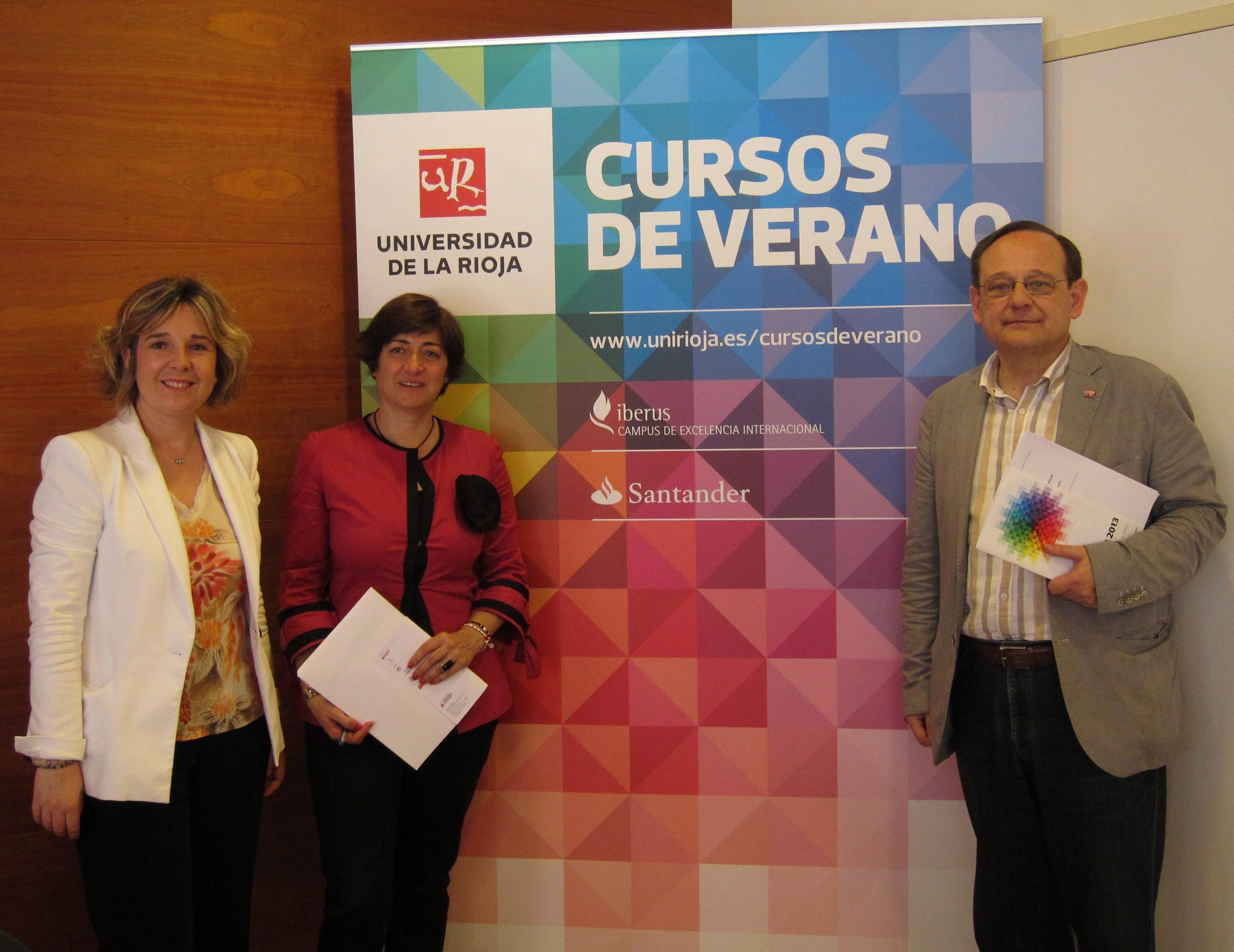 El VI Curso de Verano de la UR »Ciudad de Logroño» aborda las matemáticas y su relación con los medios de comunicación