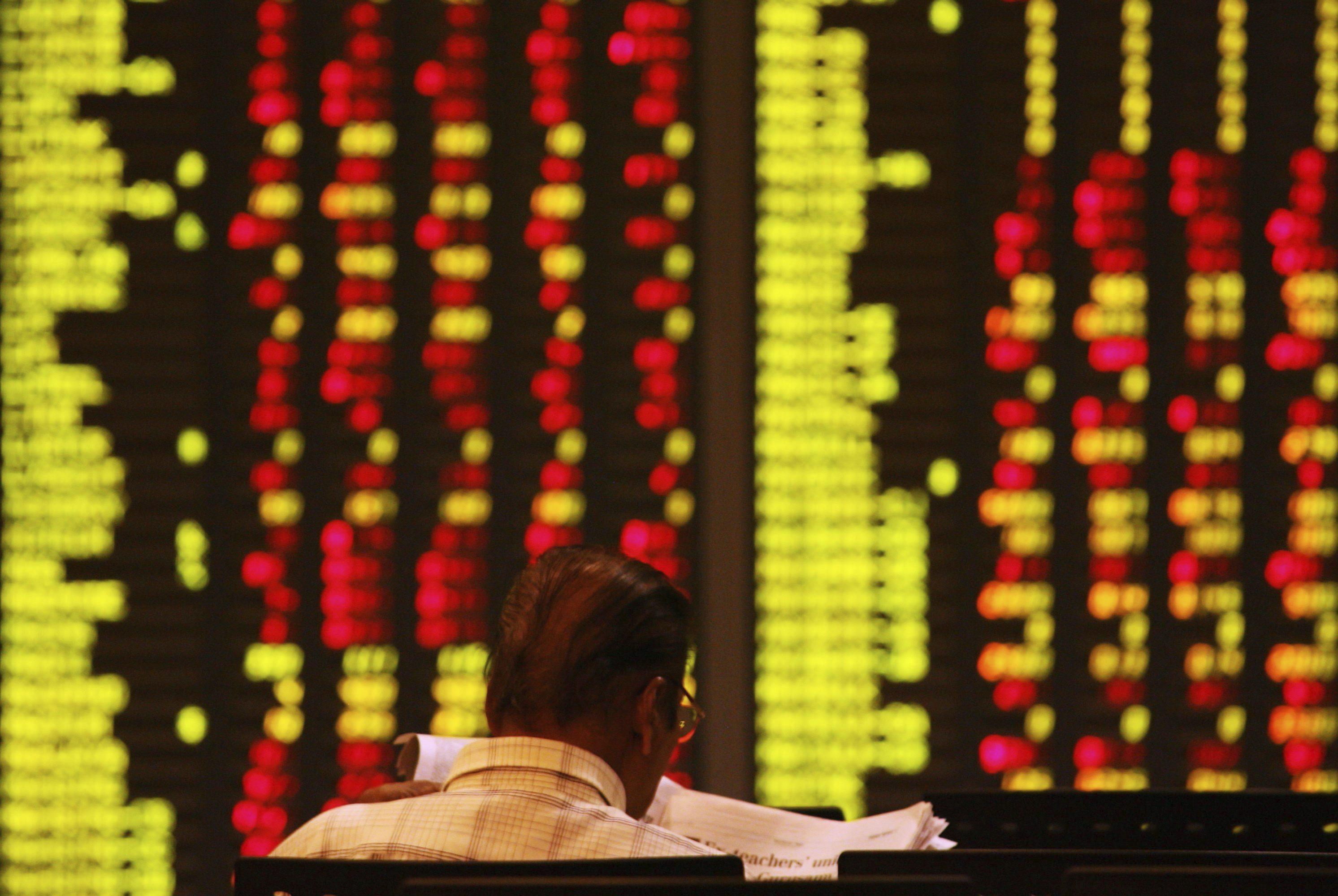 Las bolsas del Sudeste Asiático abren en pérdidas, salvo Tailandia