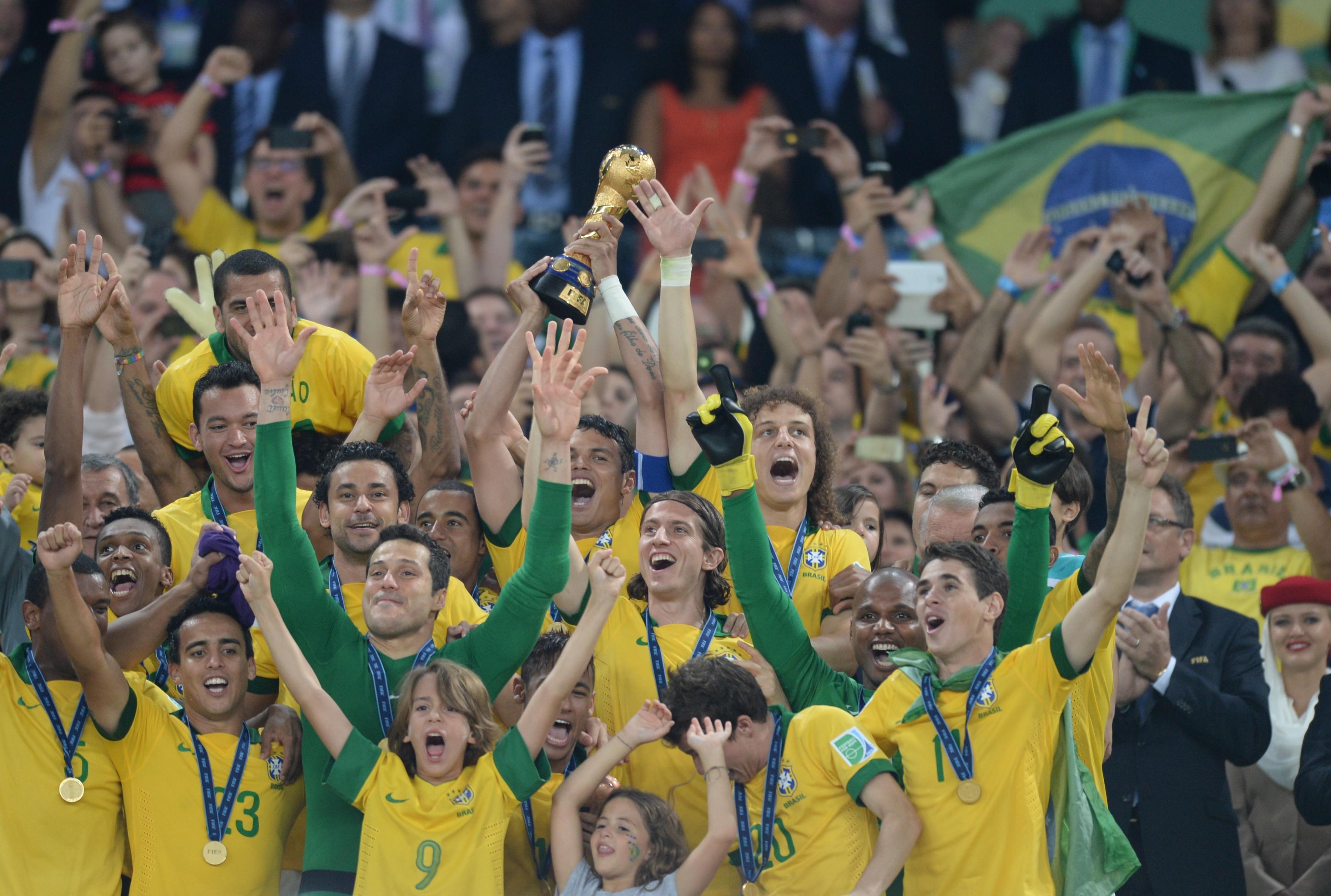 La prensa del mundo se rinde ante el gran fútbol de Brasil
