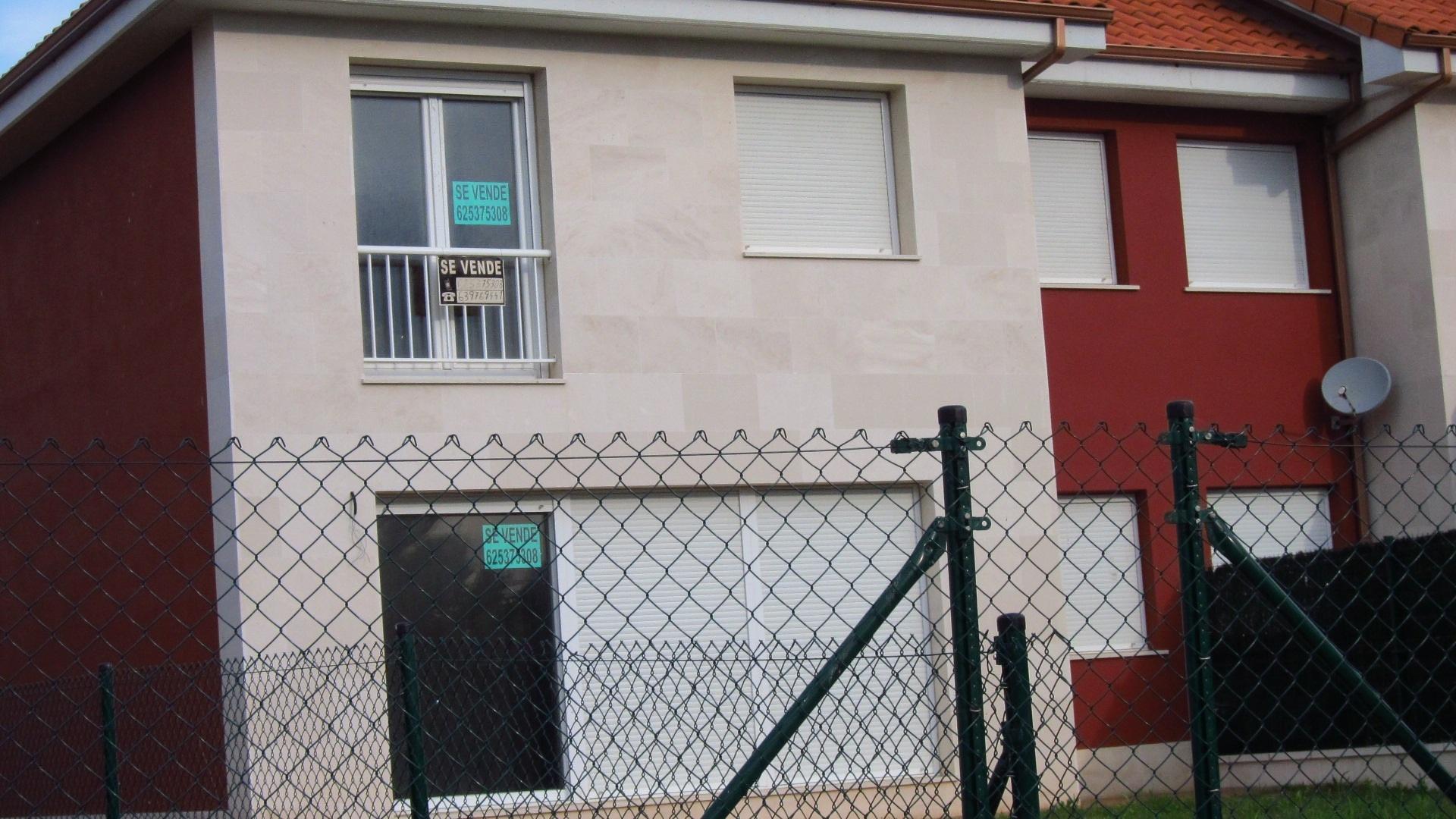 El precio medio de la vivienda nueva en CyL registra una caída del 7,6 por ciento con respecto a junio de 2012
