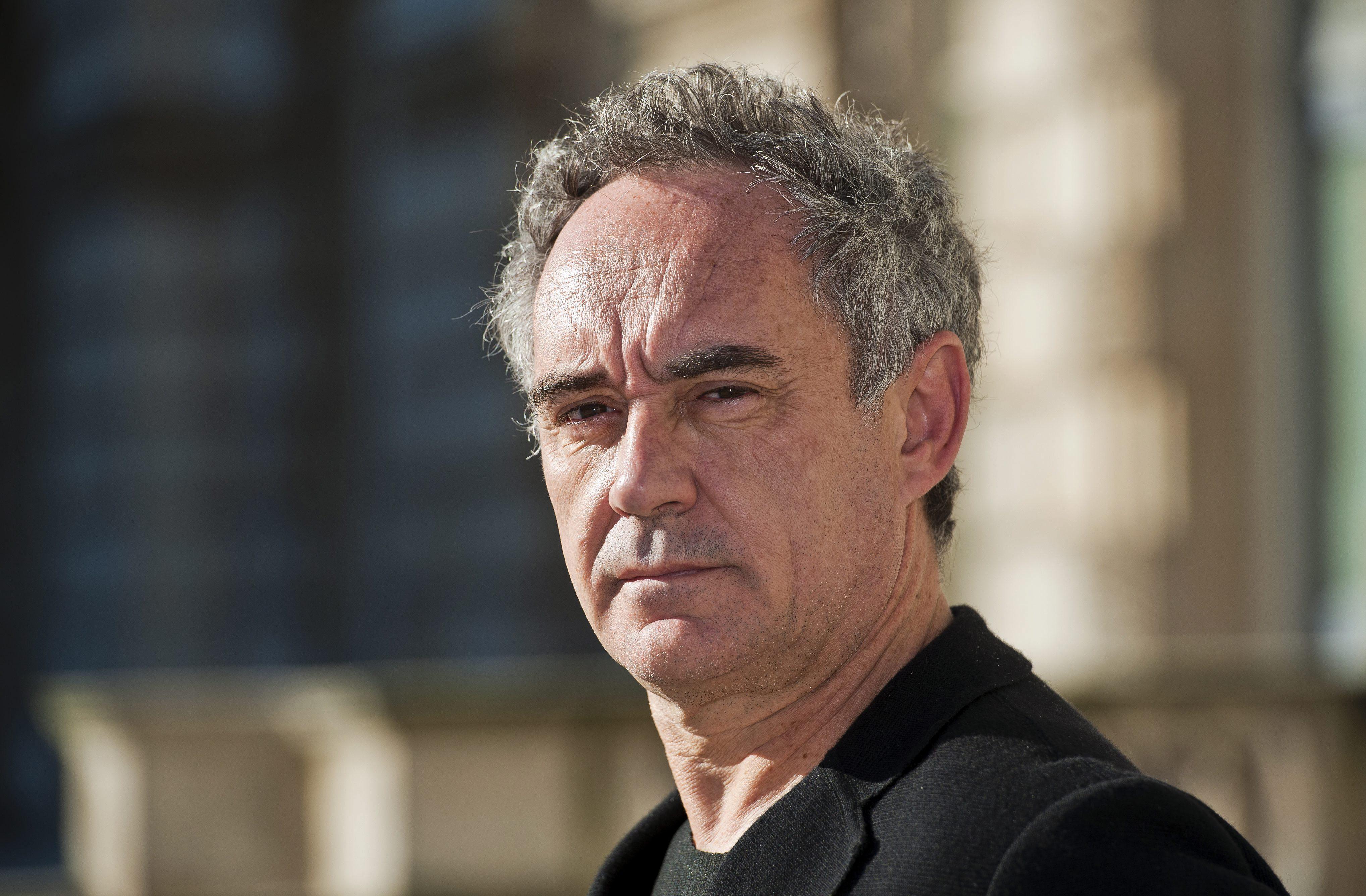 El Bulli de Ferran Adrià abre sus puertas en Londres con una exposición única