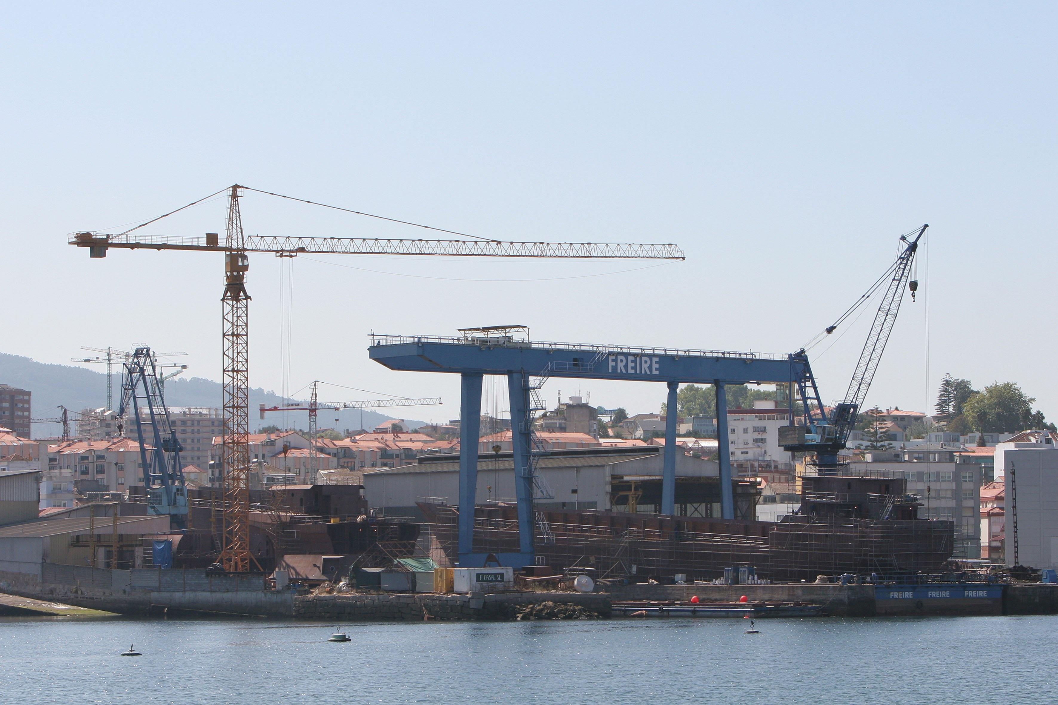 Cantabria no tiene más «margen» para actuar en el sector naval y confía en que se «reencamine» la situación