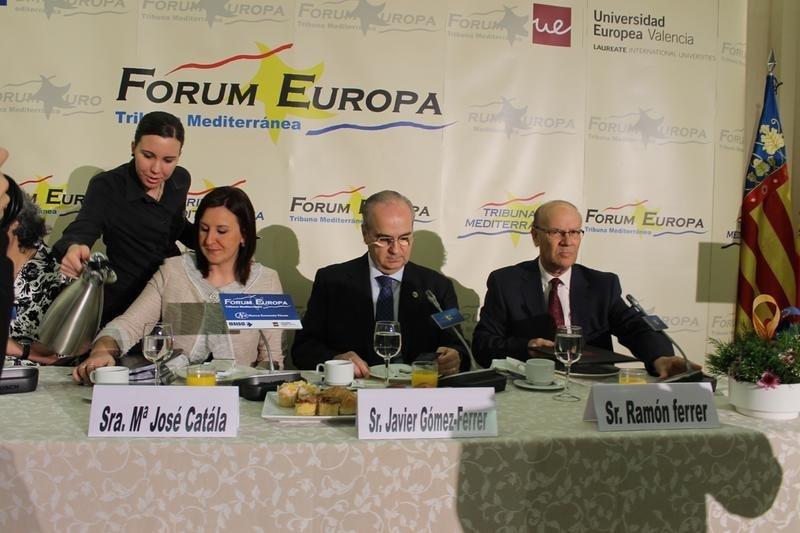 Català califica de «responsable» la propuesta de Ferrer (AVL) para mejorar la definición del valenciano en la RAE