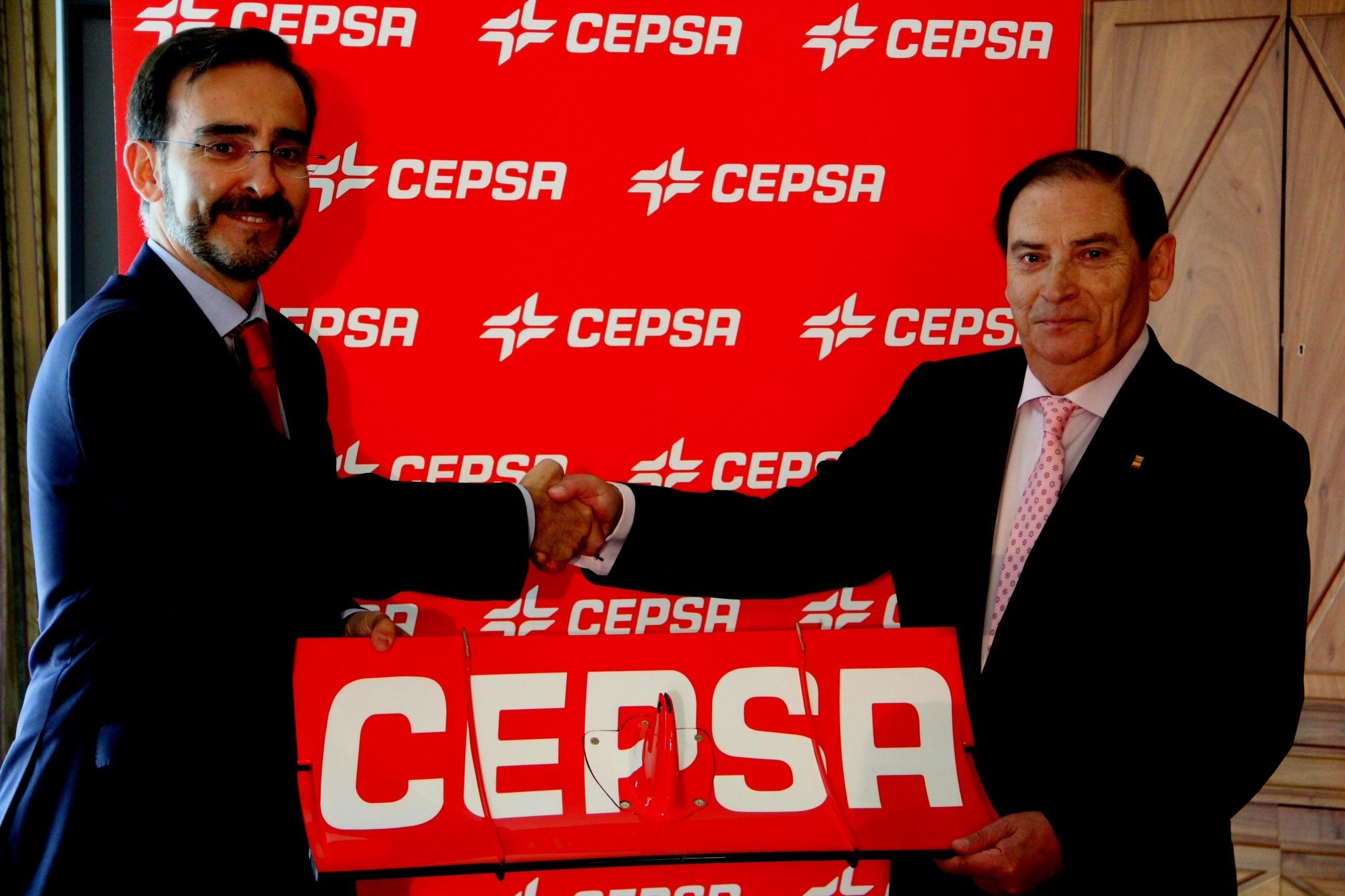 Cepsa patrocinará a la Real Federación Española de Automovilismo