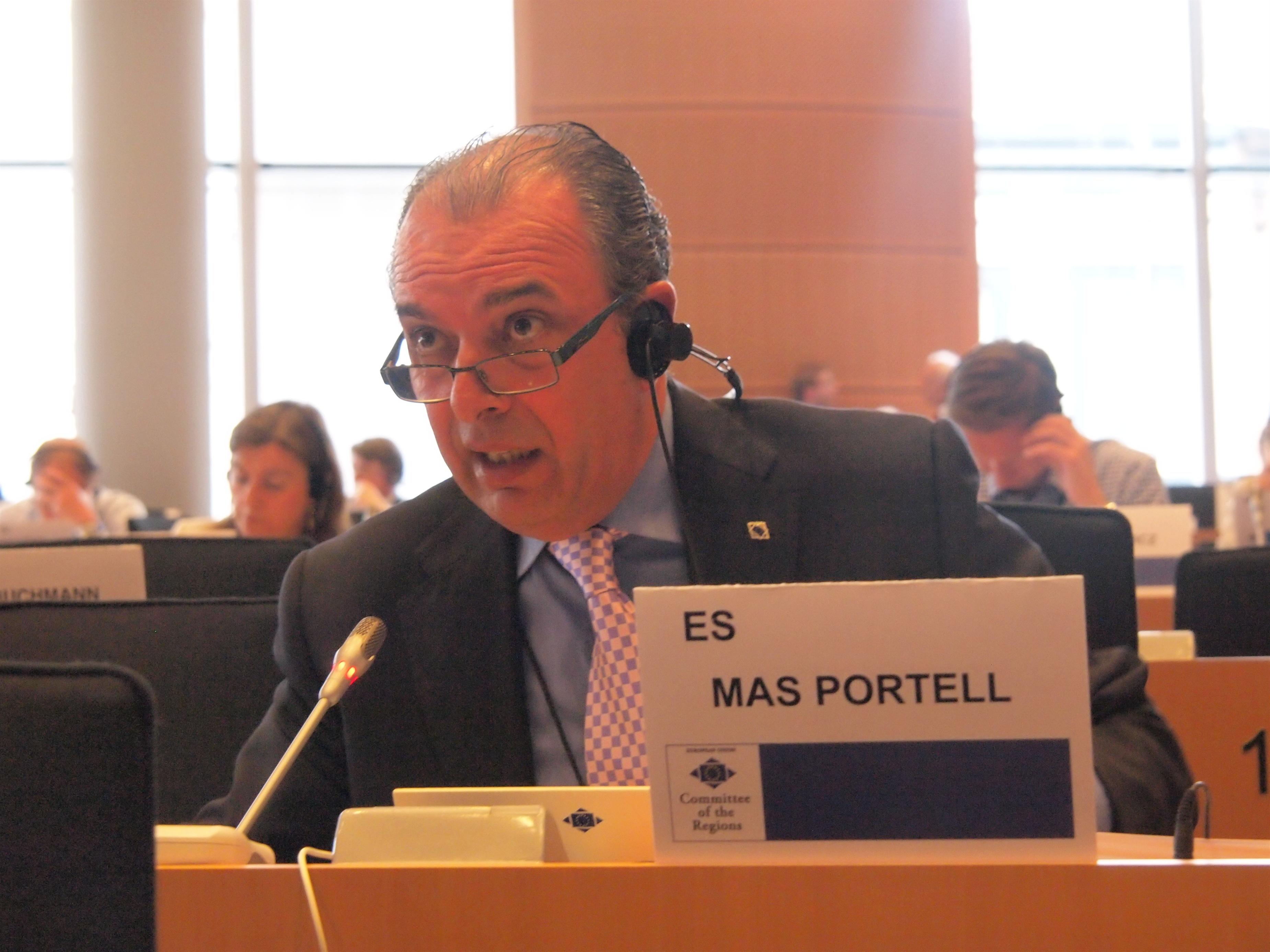 El Comité de Regiones aprueba tres enmiendas presentadas por Baleares en materia de energía