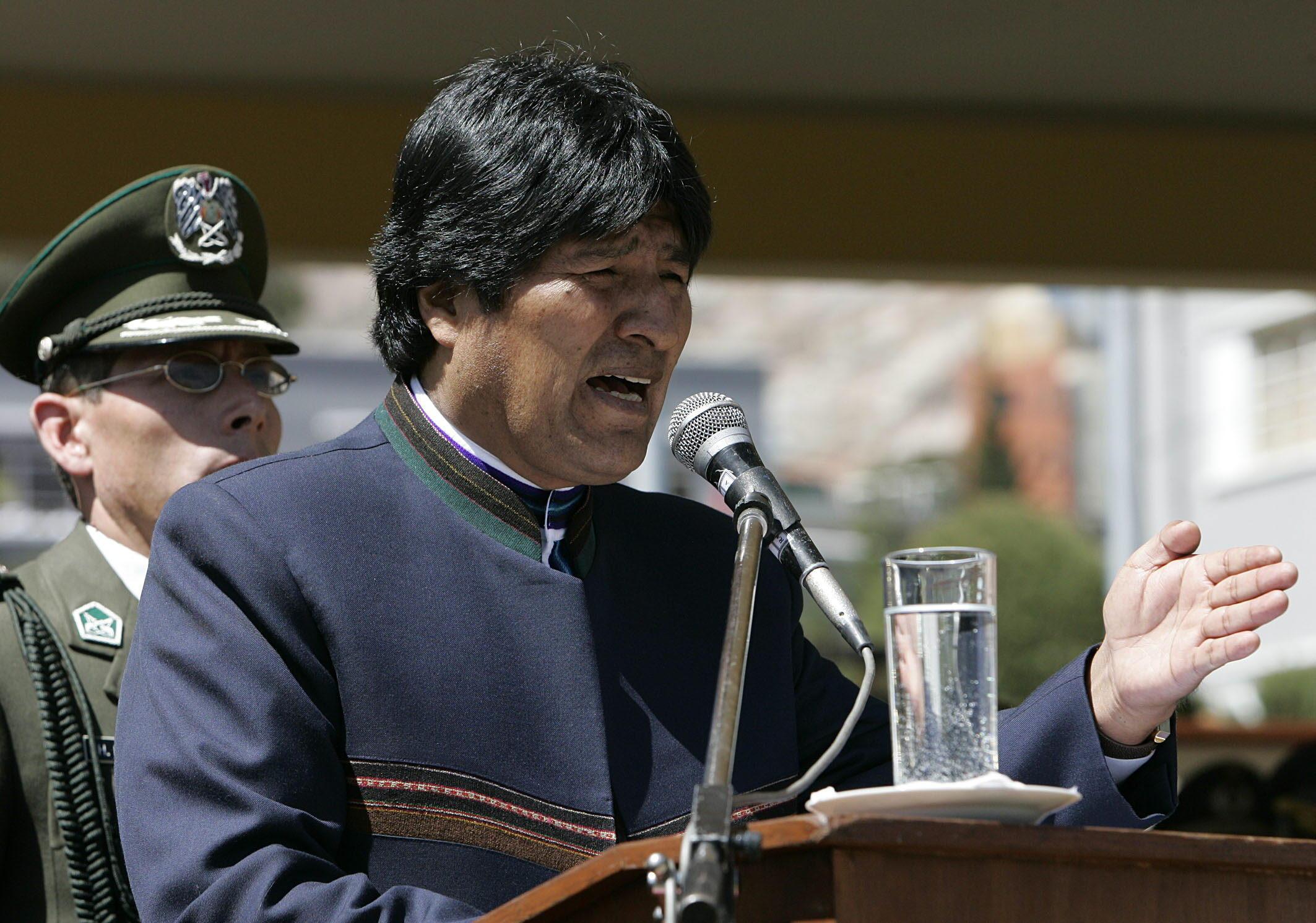 Evo Morales retomó de inmediato su agenda tras incidente con avión en Europa
