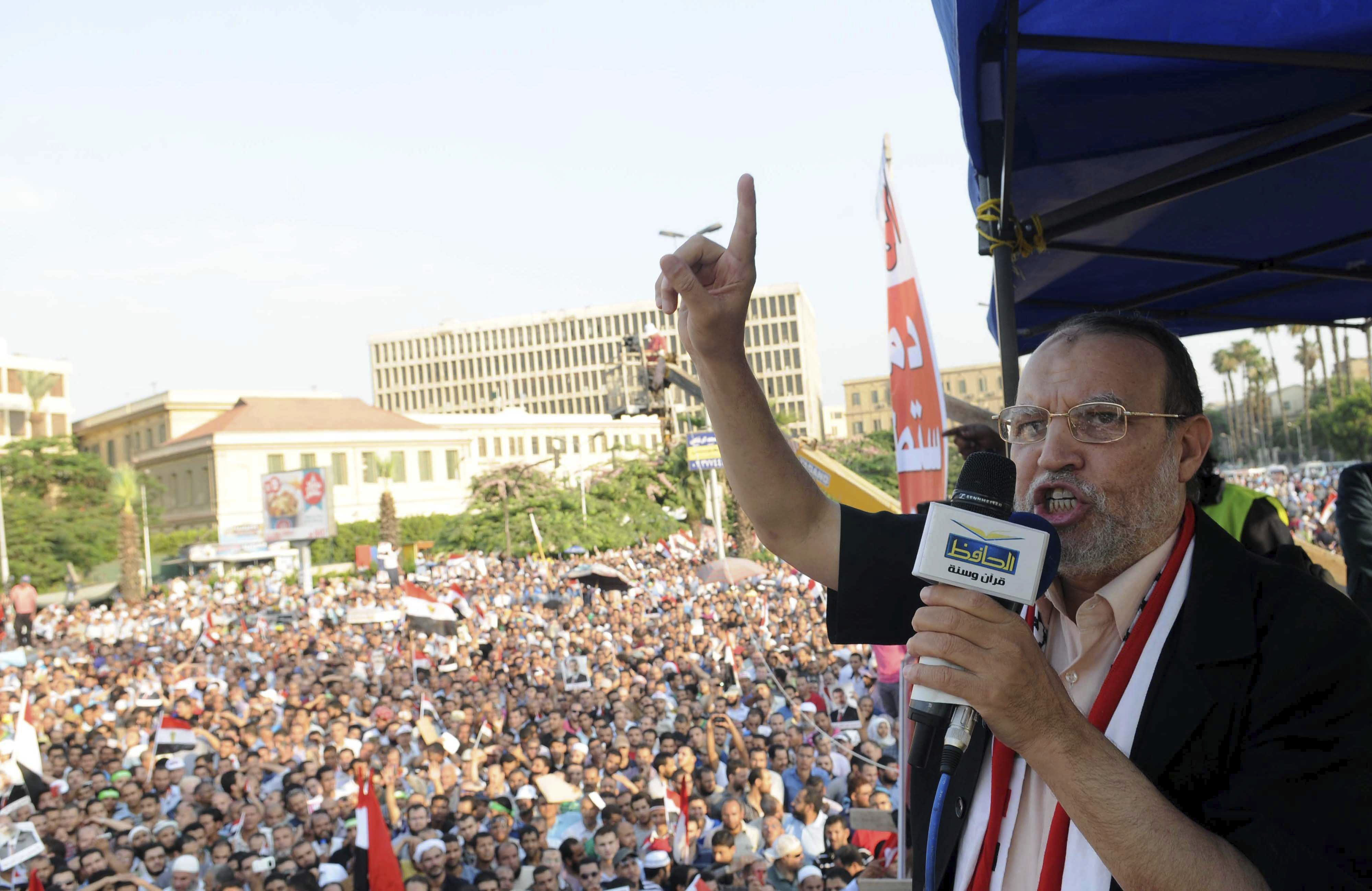 Una economía asfixiada y una población hambrienta hacen estallar Egipto