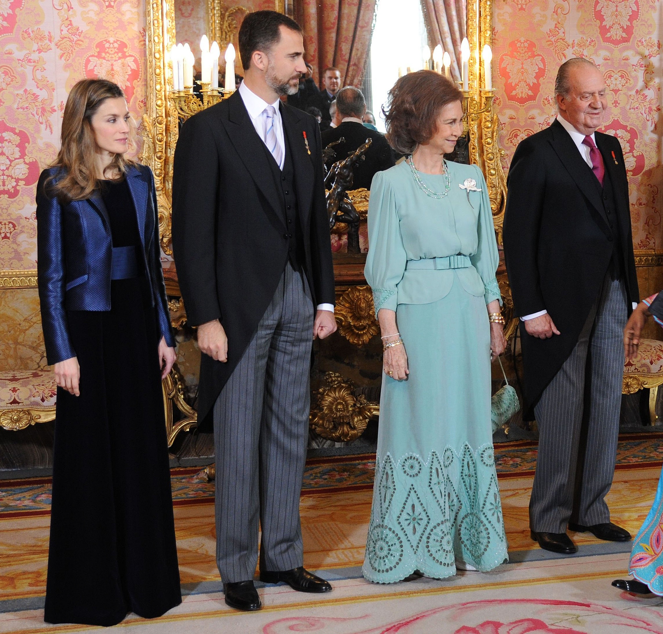 Hacienda ha detectado errores y olvidos en el IRPF de miembros de la Casa Real que ha subsanado