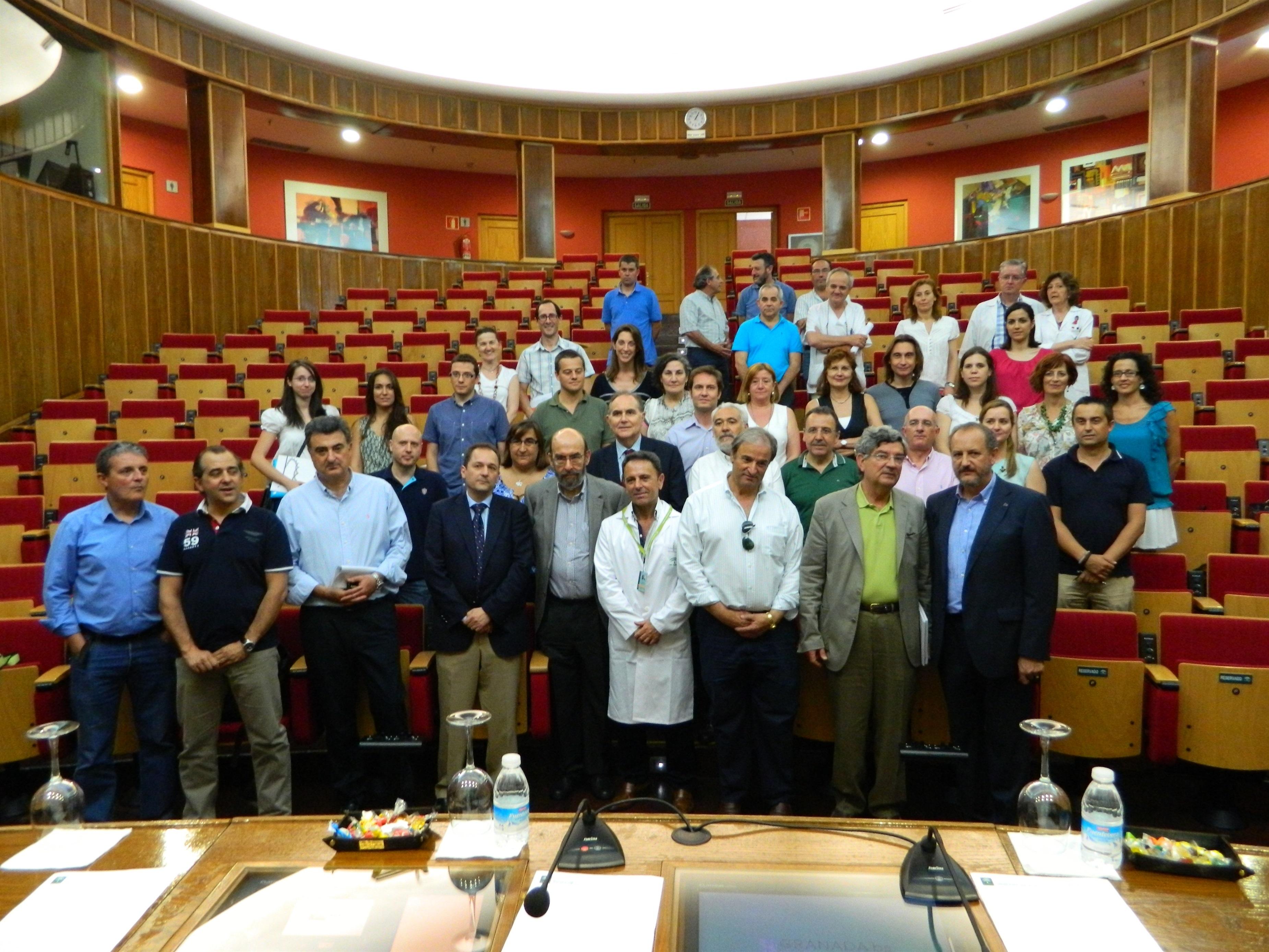 Instituto de Investigación Biosanitaria inicia su andadura con la implicación de 856 profesionales