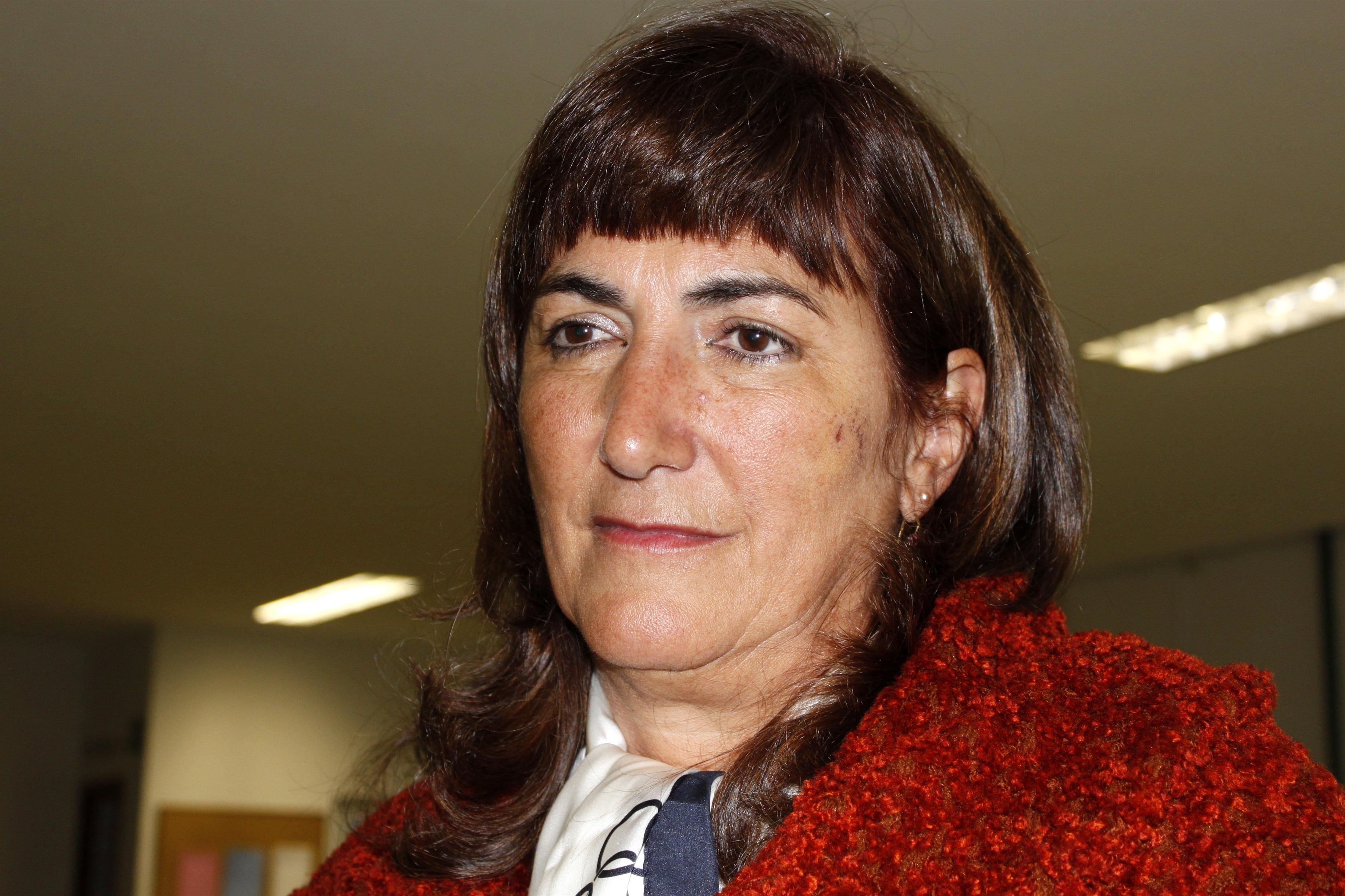 Marisol Casado: «Le he dicho a Alberto de Mónaco que habíamos echado de menos sus preguntas»