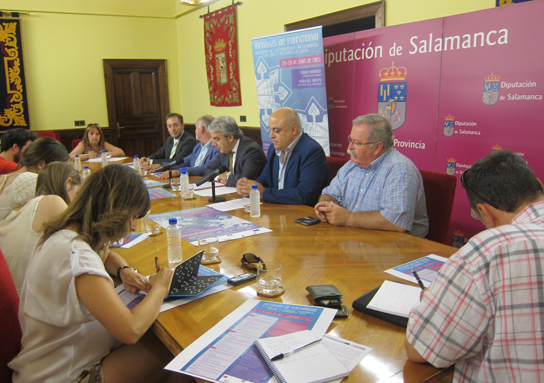 Medio centenar de expertos debatirá sobre patrimonio y desarrollo del 26 al 28 de julio en Salamanca