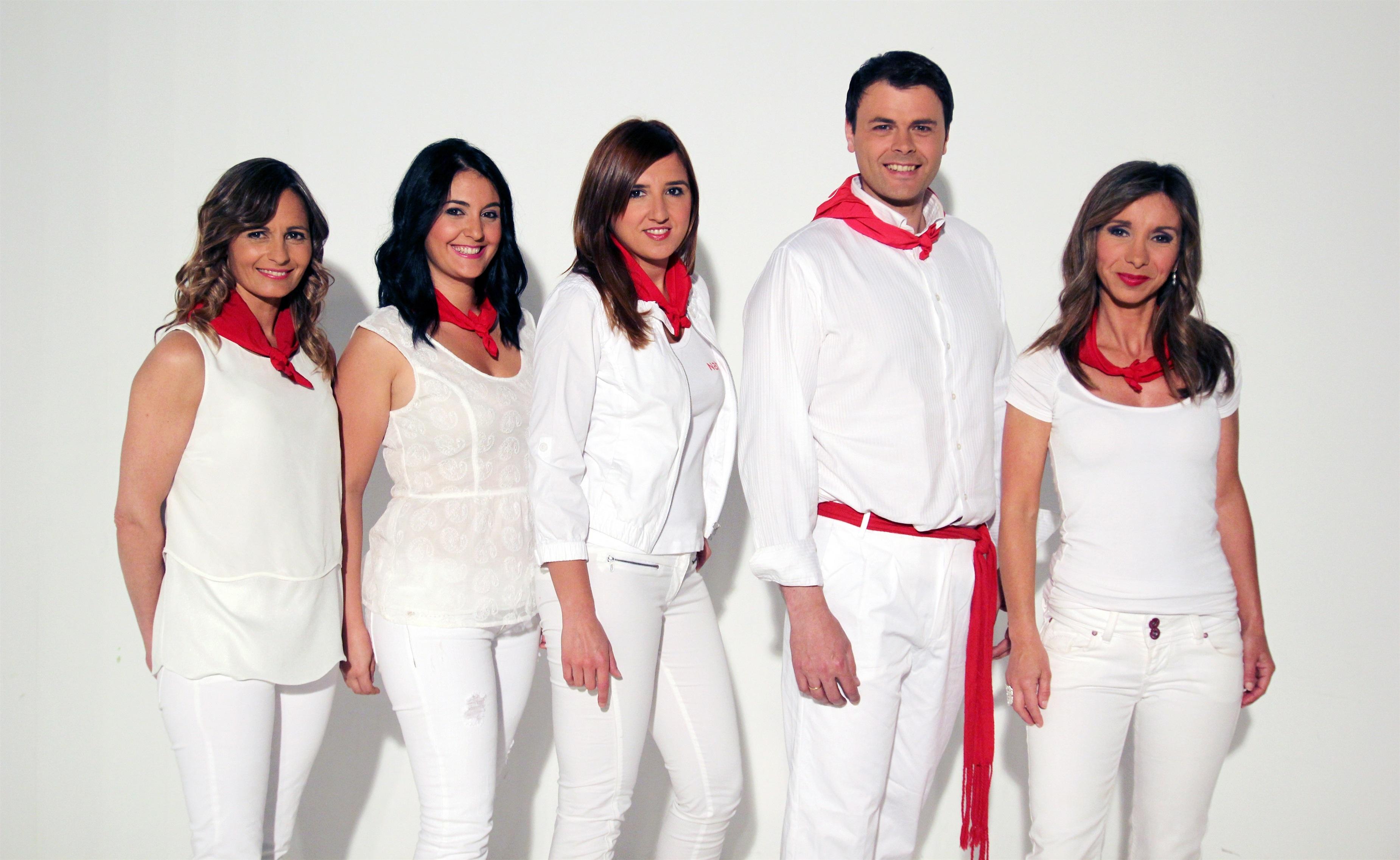Navarra Televisión emitirá toda su programación especial de San Fermín desde Carlos III