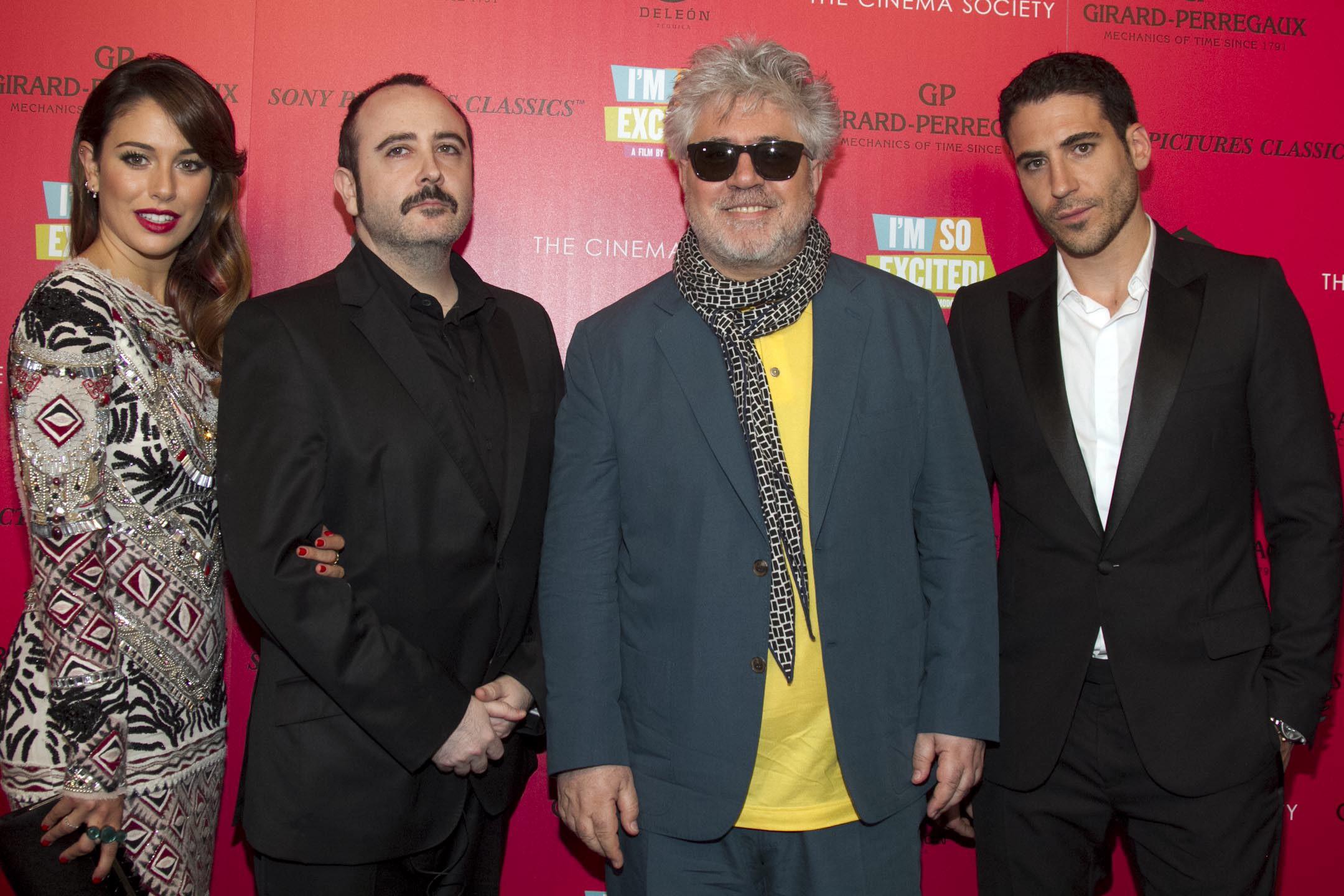 Arranca en México la quinta edición del festival de cine iberoamericano Es.Cine