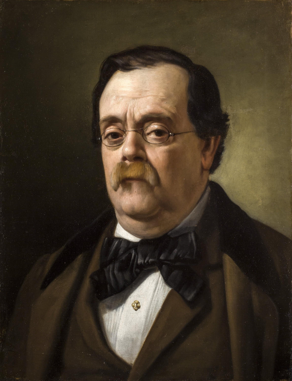 El Bellas Artes incorpora un autorretrato de Cabral Bejarano, primer director de la pinacoteca