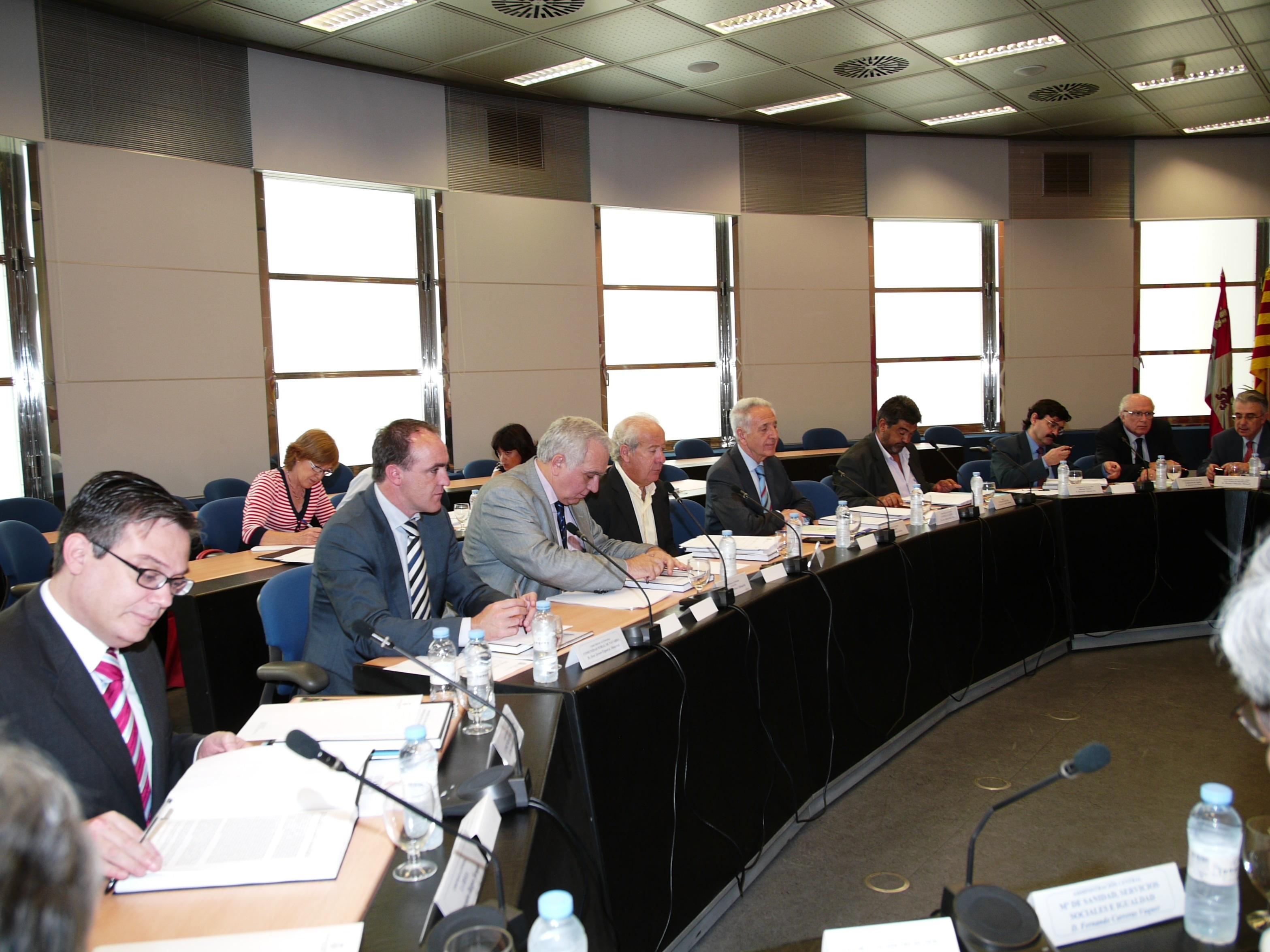 El Gobierno de Navarra manifiesta su conformidad con el proyecto del Plan Hidrográfico de la Cuenca del Ebro