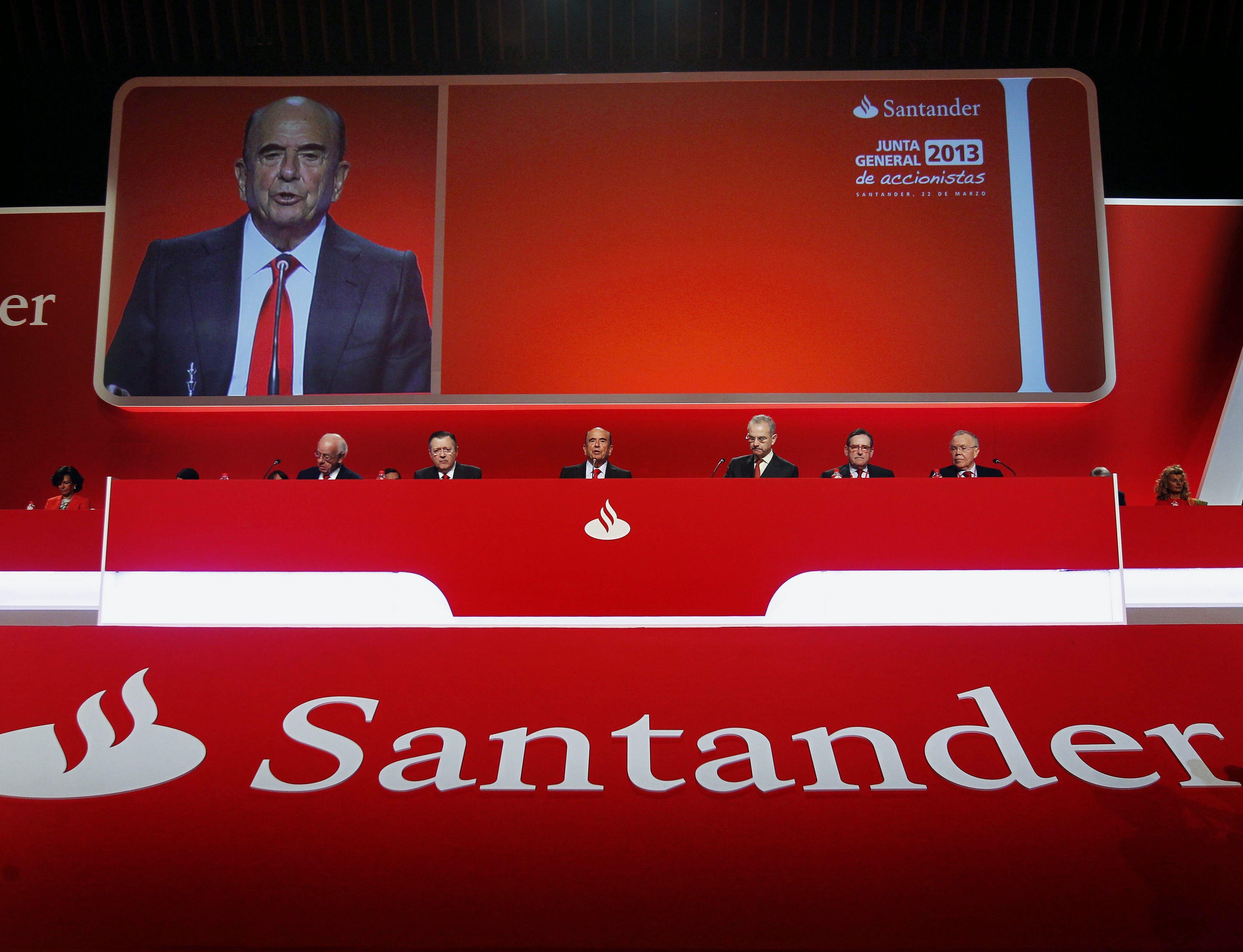El Santander inicia trámites para sacar a Bolsa su filial de consumo en EEUU