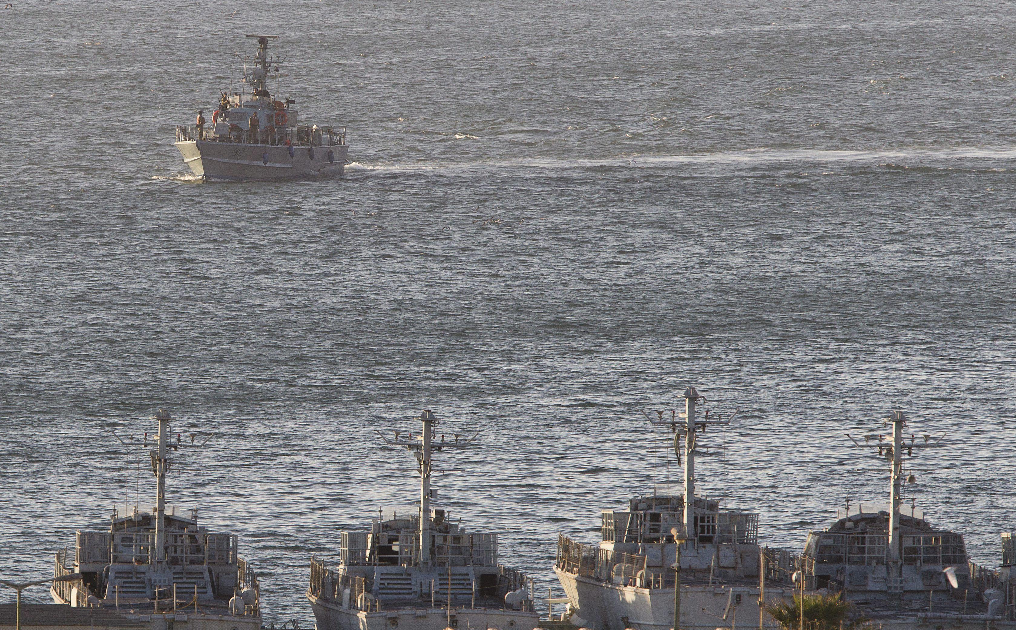 Israel comprará equipo militar a España para vigilar su gas