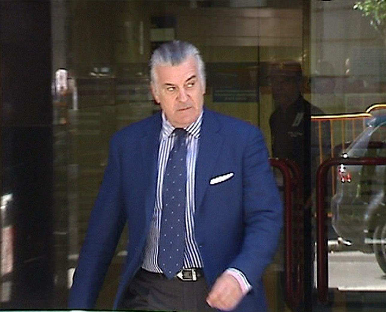 Ruz impone una fianza civil a Bárcenas de 43 millones de euros