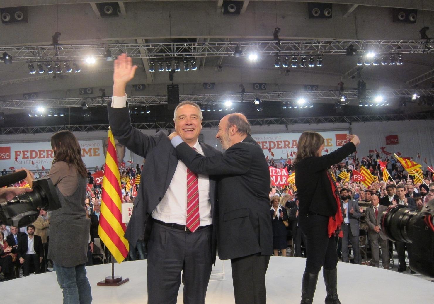 El PSC dice que ya está cerrado el documento territorial, que reconoce la singularidad catalana pero no las consultas