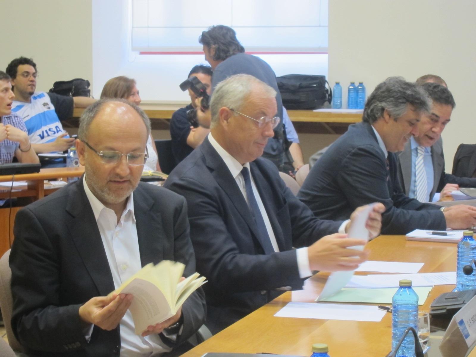 Pachi Vázquez dice que PSdeG llevará la «desaparición de las cajas» a los tribunales si no lo hace la Cámara
