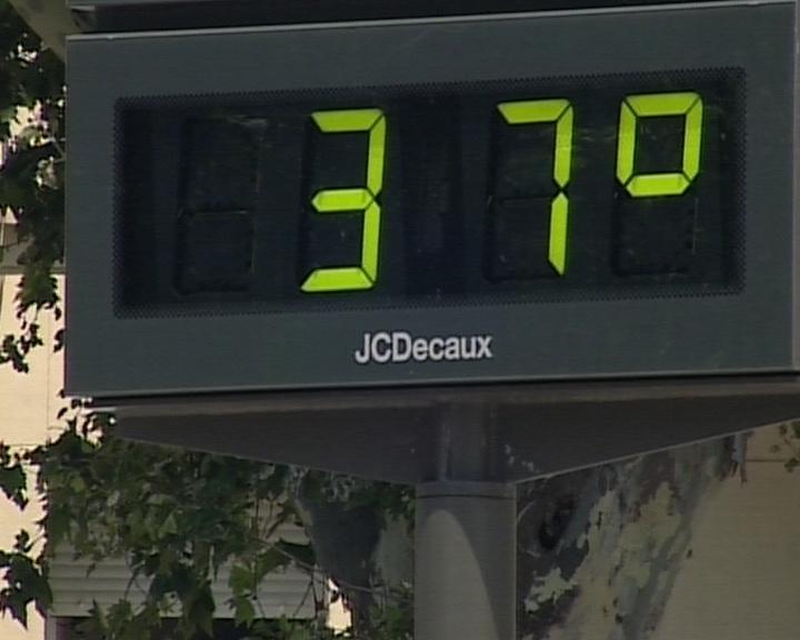 Protección Civil de CyL advierte de temperaturas de hasta 37 grados en Ávila, León, Salamanca y Zamora hoy