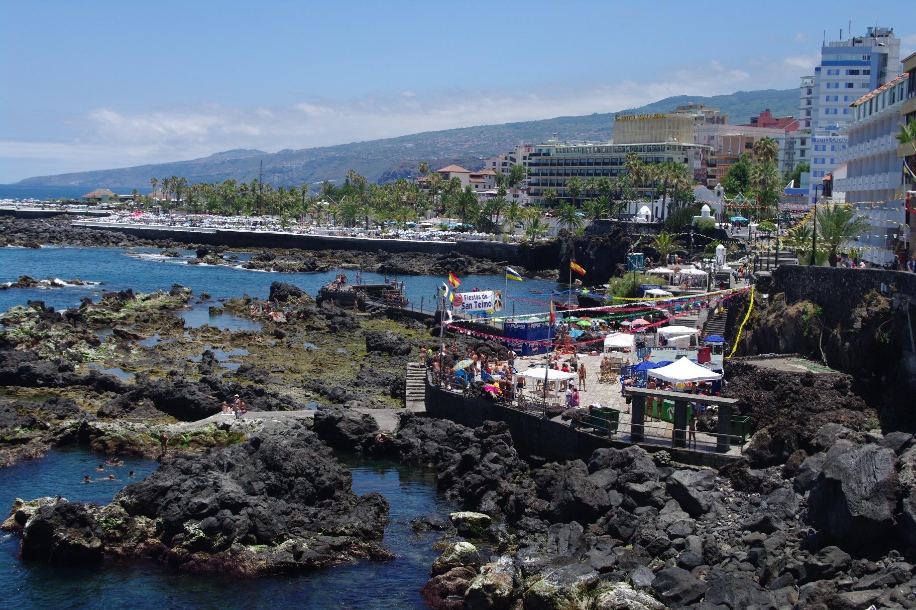El turoperador Schauinsland Reisen dedica tres páginas en su catálogo de invierno a Puerto de la Cruz (Tenerife)