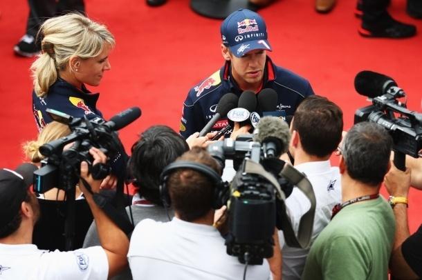 Vettel agradece a Pirelli su «rápida reacción»