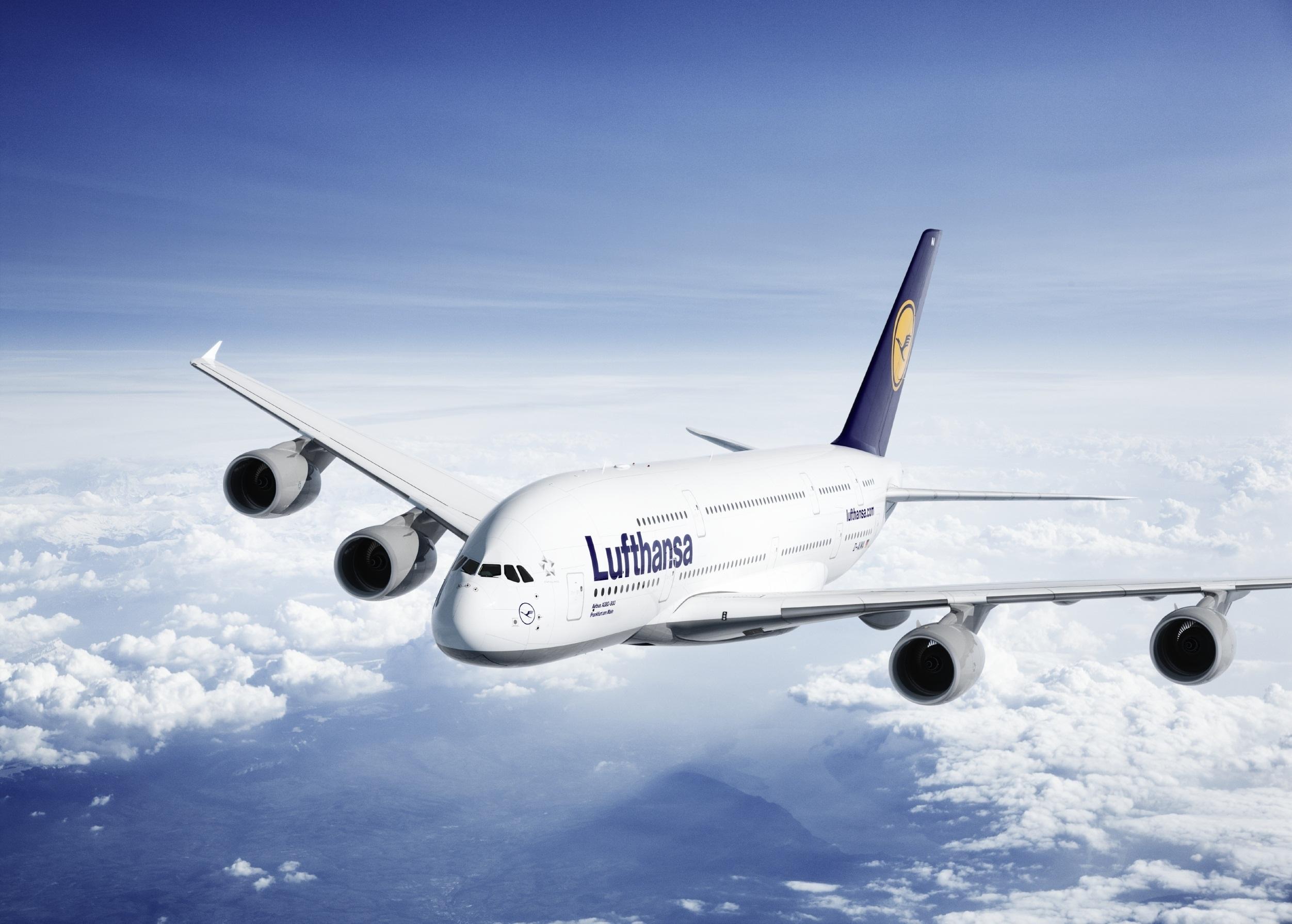 El aeropuerto de Jerez recibe por primera vez un vuelo de la compañía Lufthansa