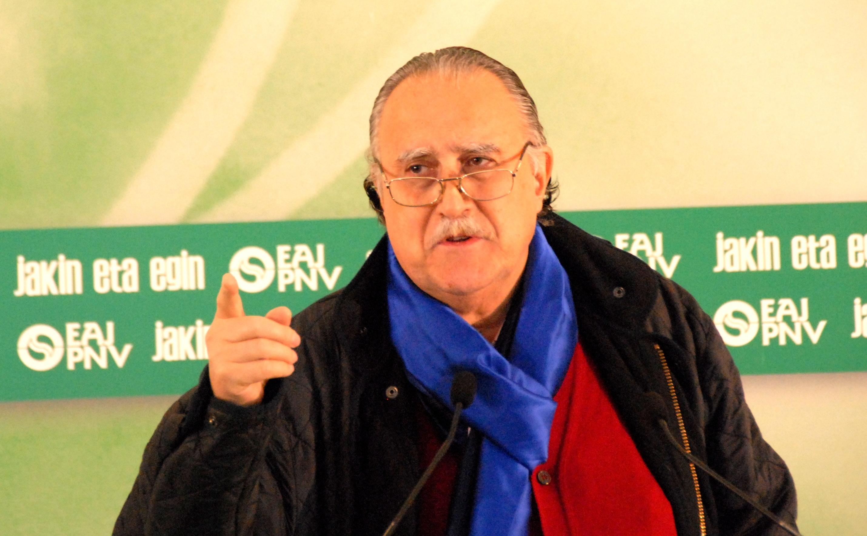 El alcalde de Bilbao evoluciona favorablemente