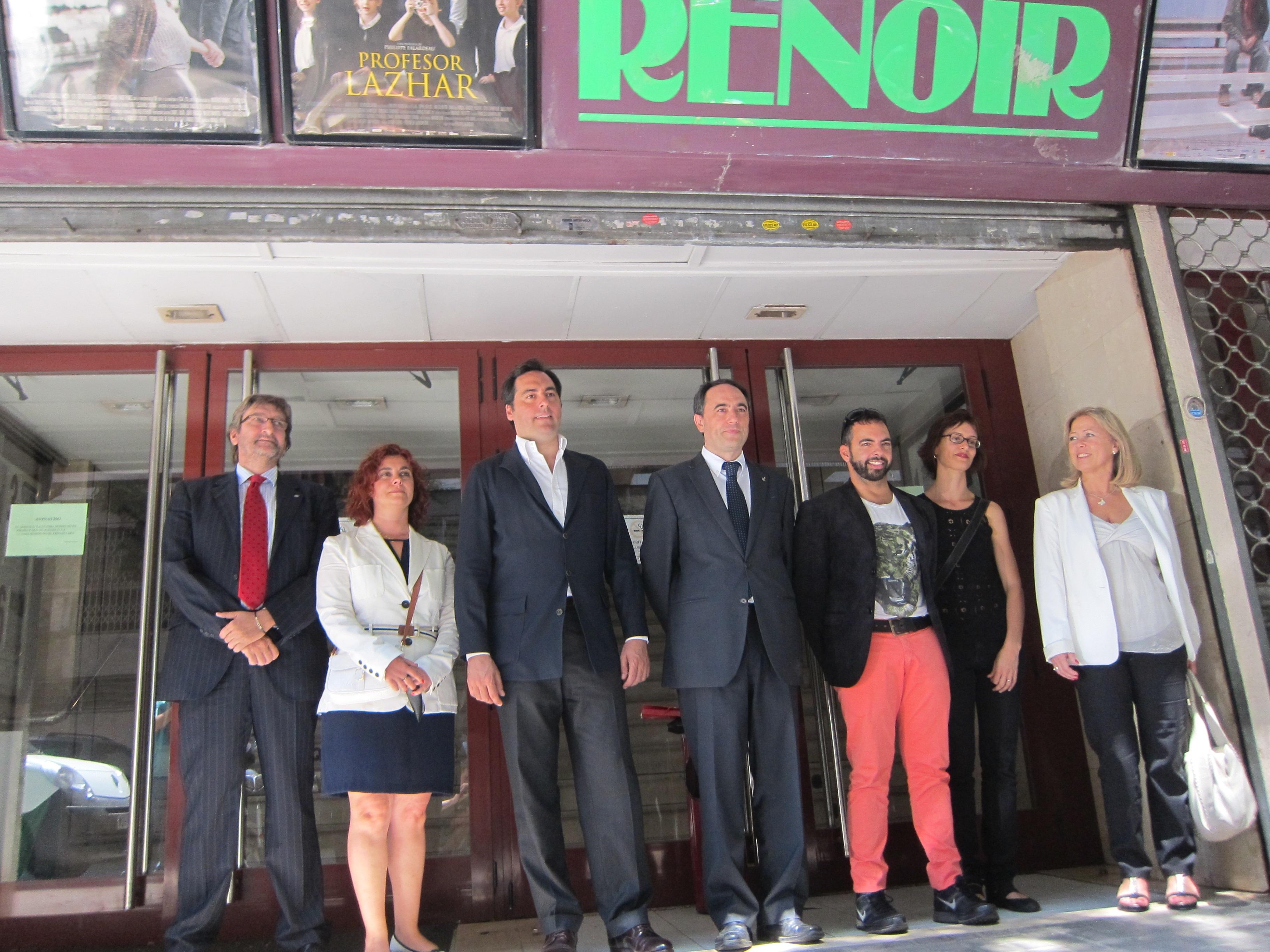 El antiguo cine Renoir Les Corts será un centro de danza