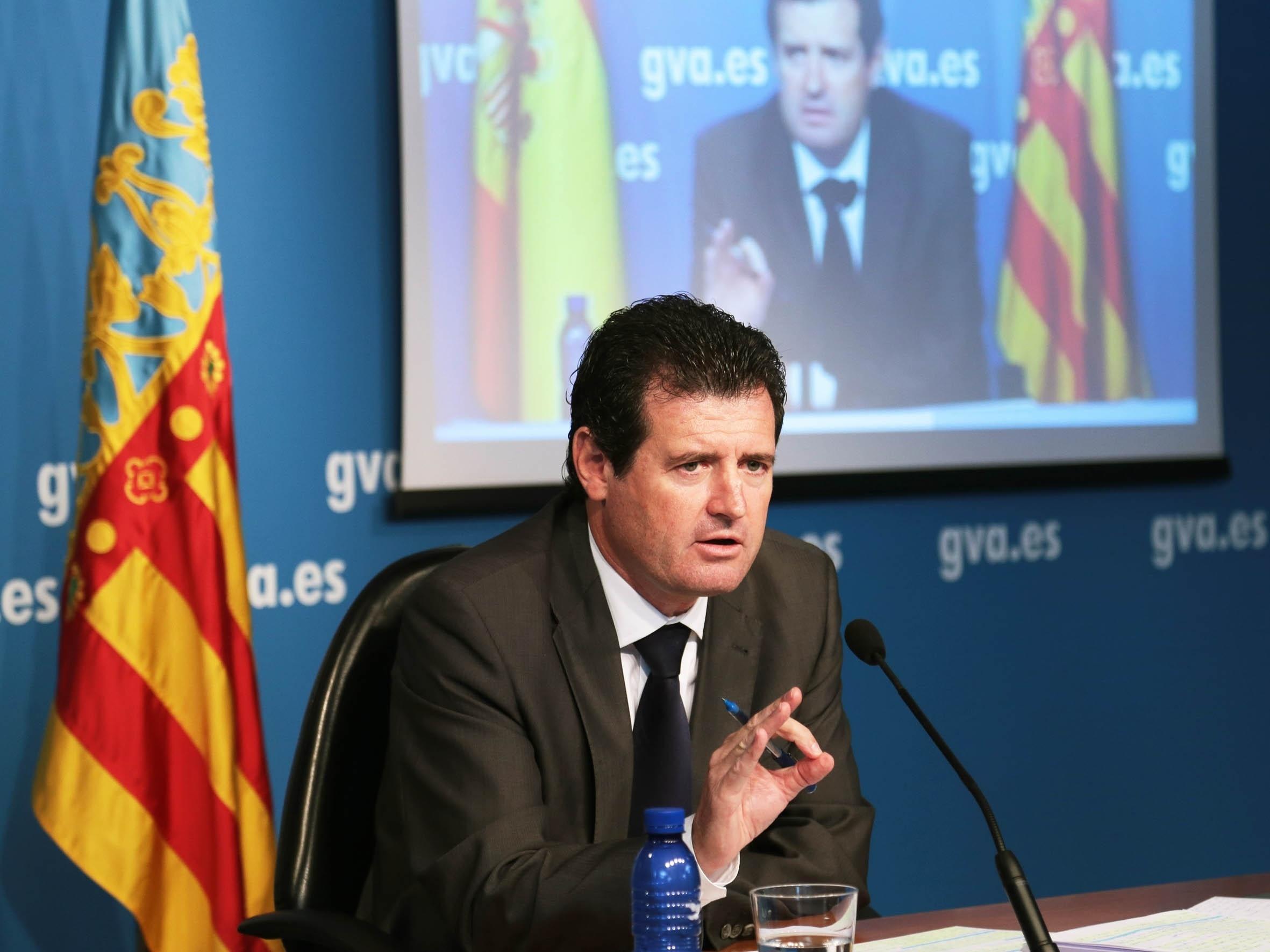 El vicepresidente valenciano dice que habla con el Gobierno catalán en valenciano porque es su lengua