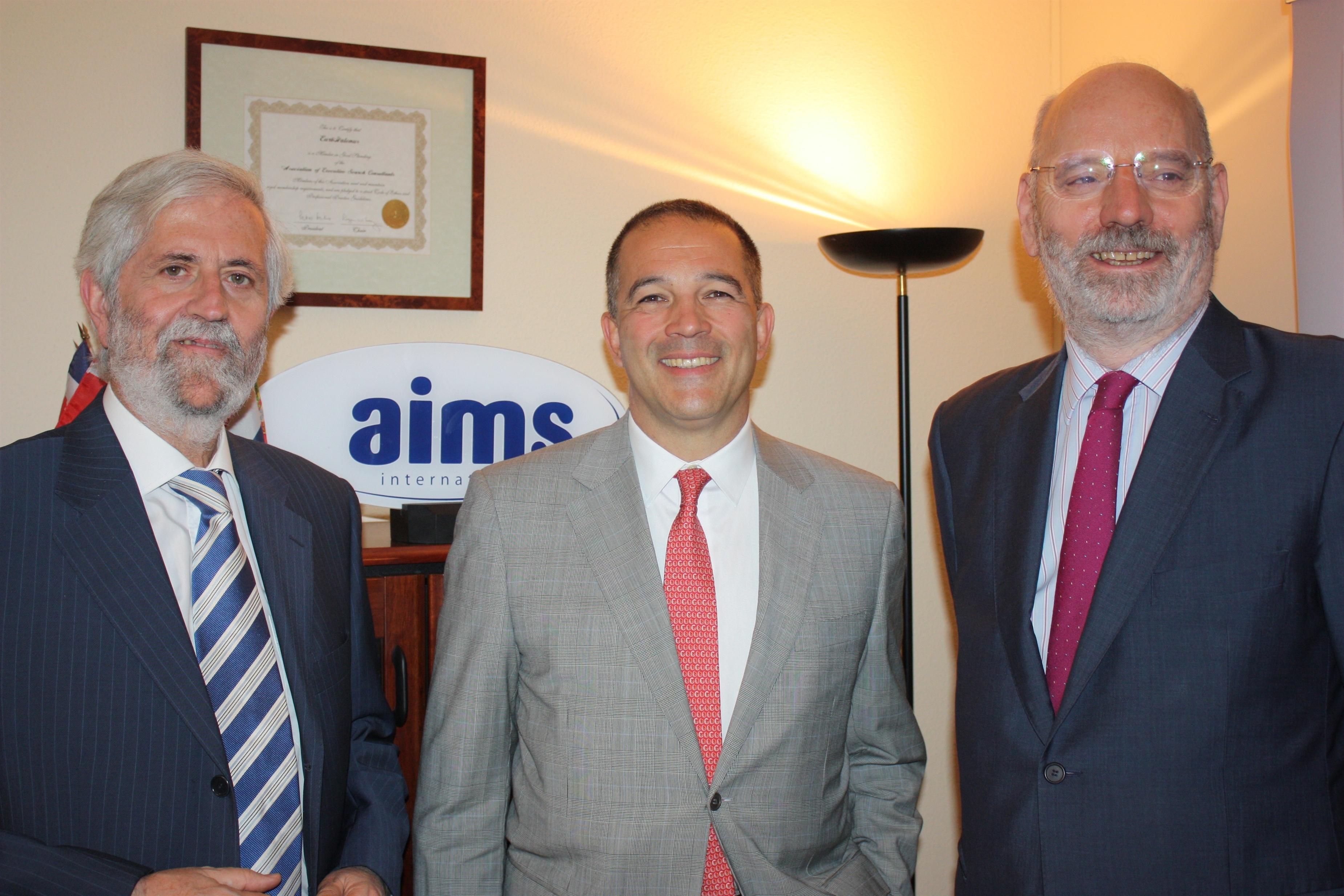 Las firmas especializadas en búsqueda de directivos EuroGalenus y Stemper se fusionan en AIMS-Spain