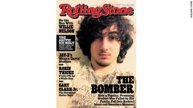 »Rolling Stone» ilustra su portada con el terrorista de Boston