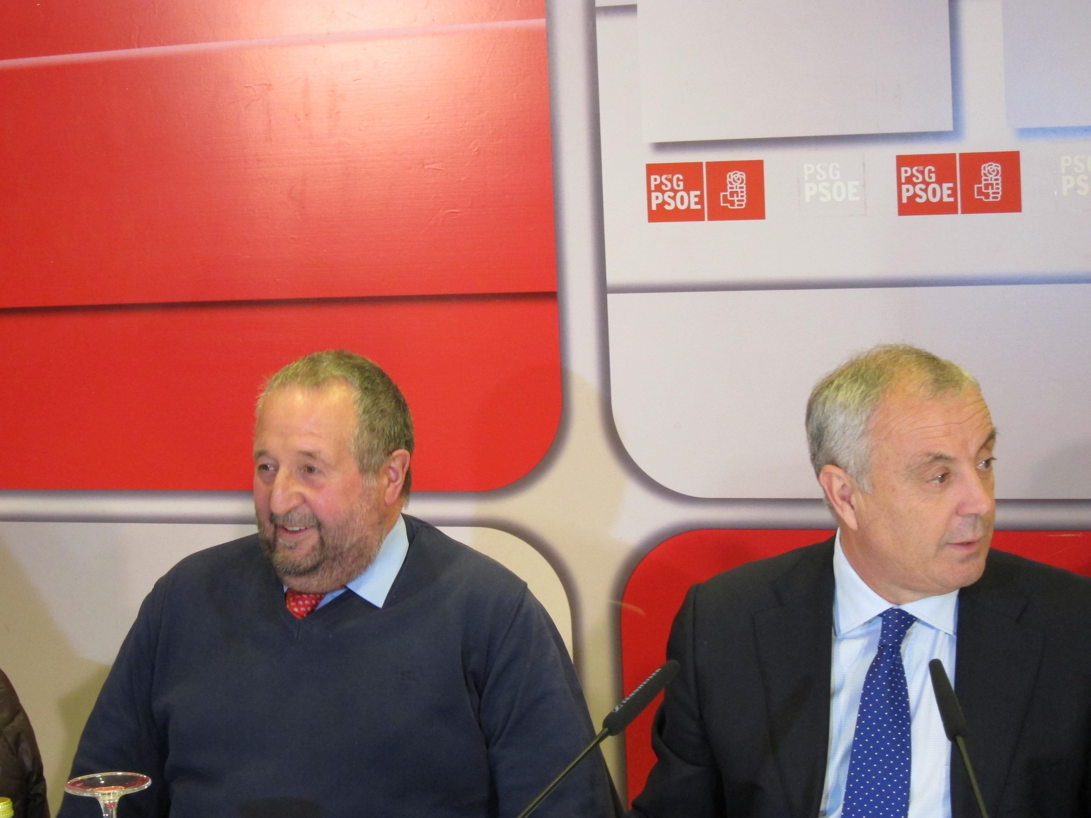 Alcalde de Lugo ratifica su apoyo a la candidatura de Besteiro para liderar el PSdeG