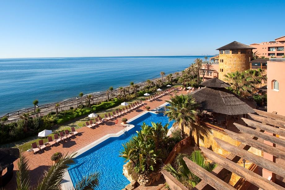 Andalucía es la Comunidad Autónoma española con más plazas hoteleras, siendo el 63% de 4 y 5 estrellas