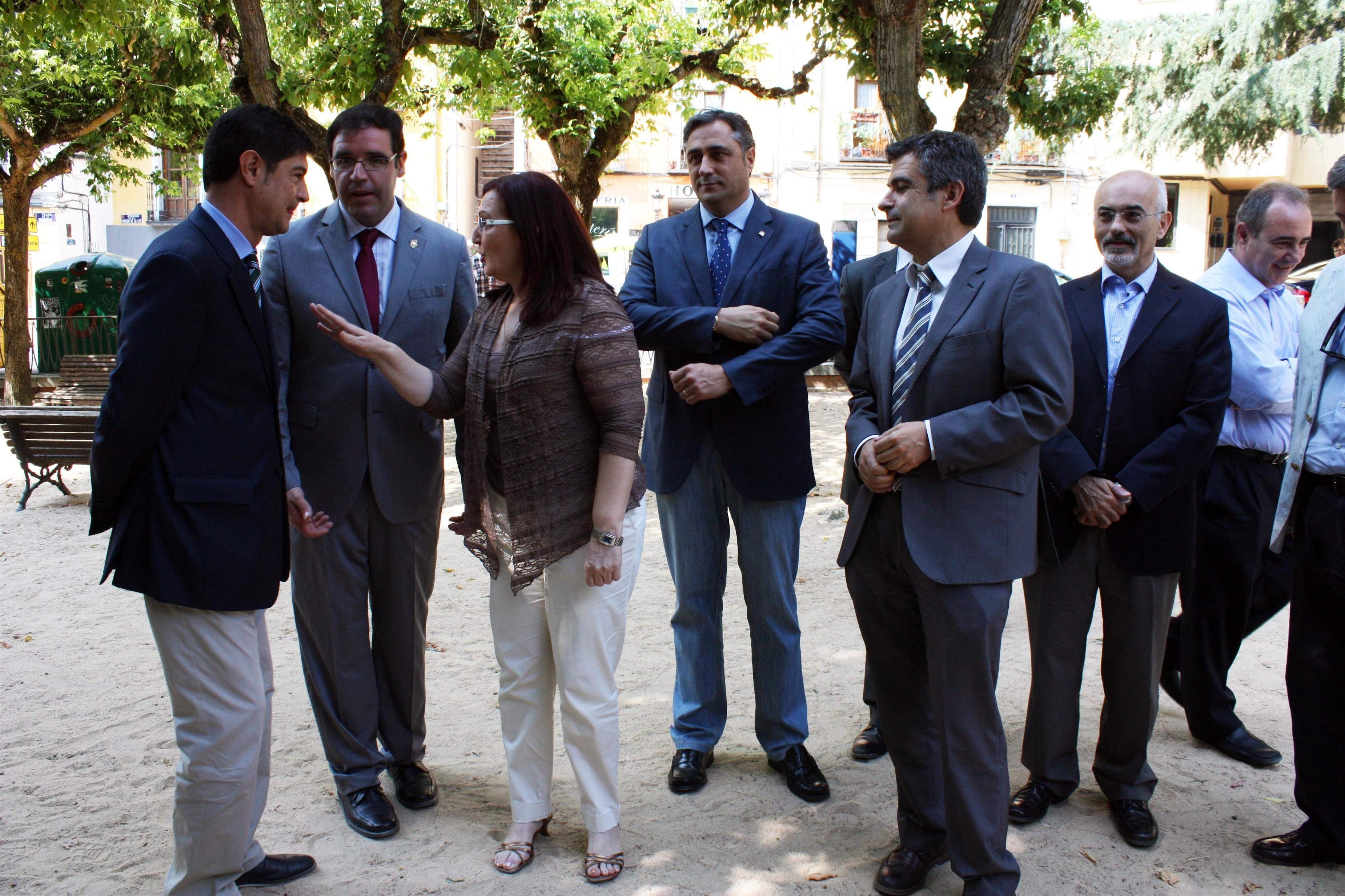 Ávila pide a CHJ que ponga fecha al inicio de las obras de la tercera fase del proyecto de acondicionamiento del Júcar