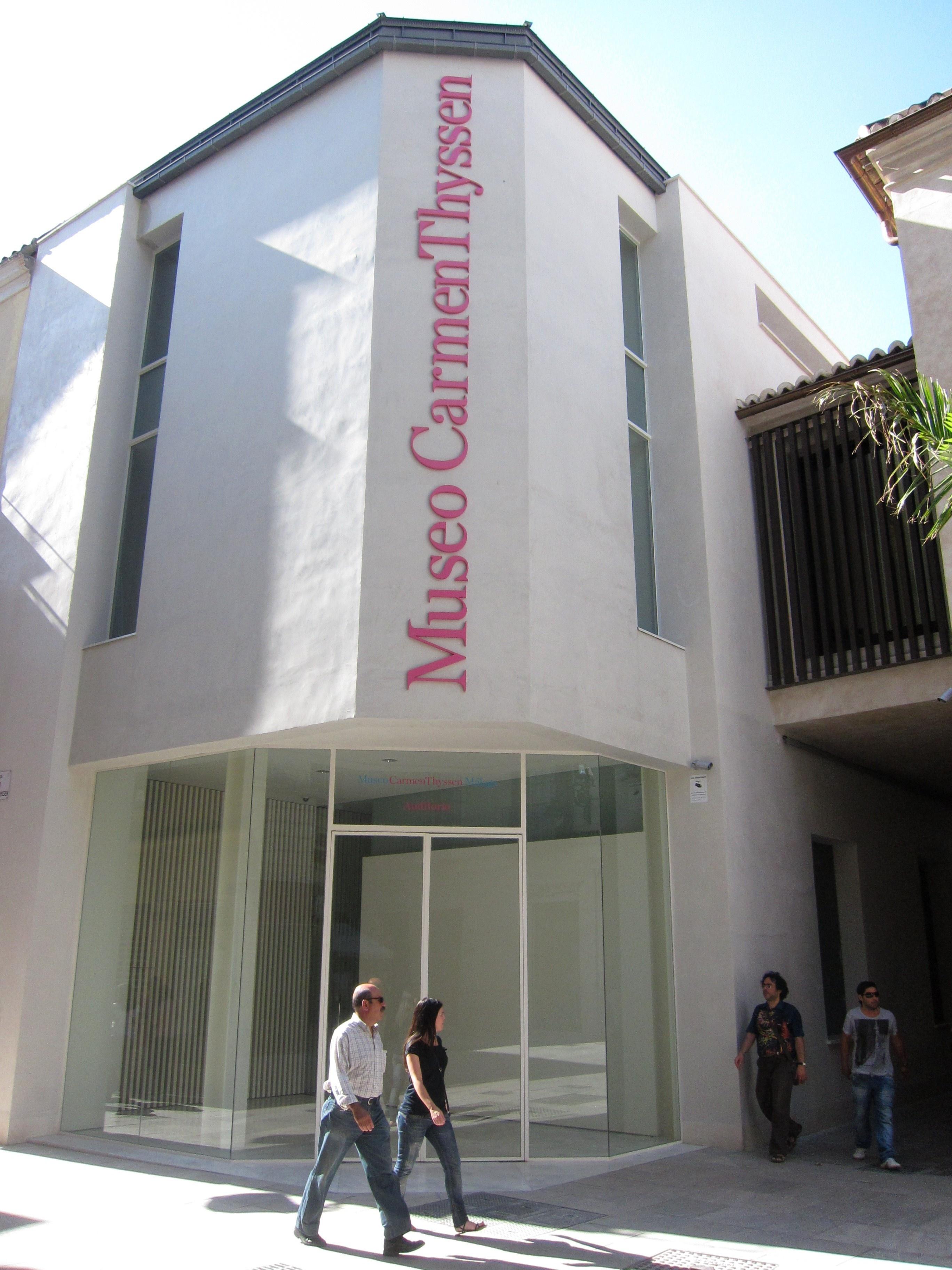 El Ayuntamiento de Málaga destina 523.000 euros para cubrir inversiones iniciales del Thyssen