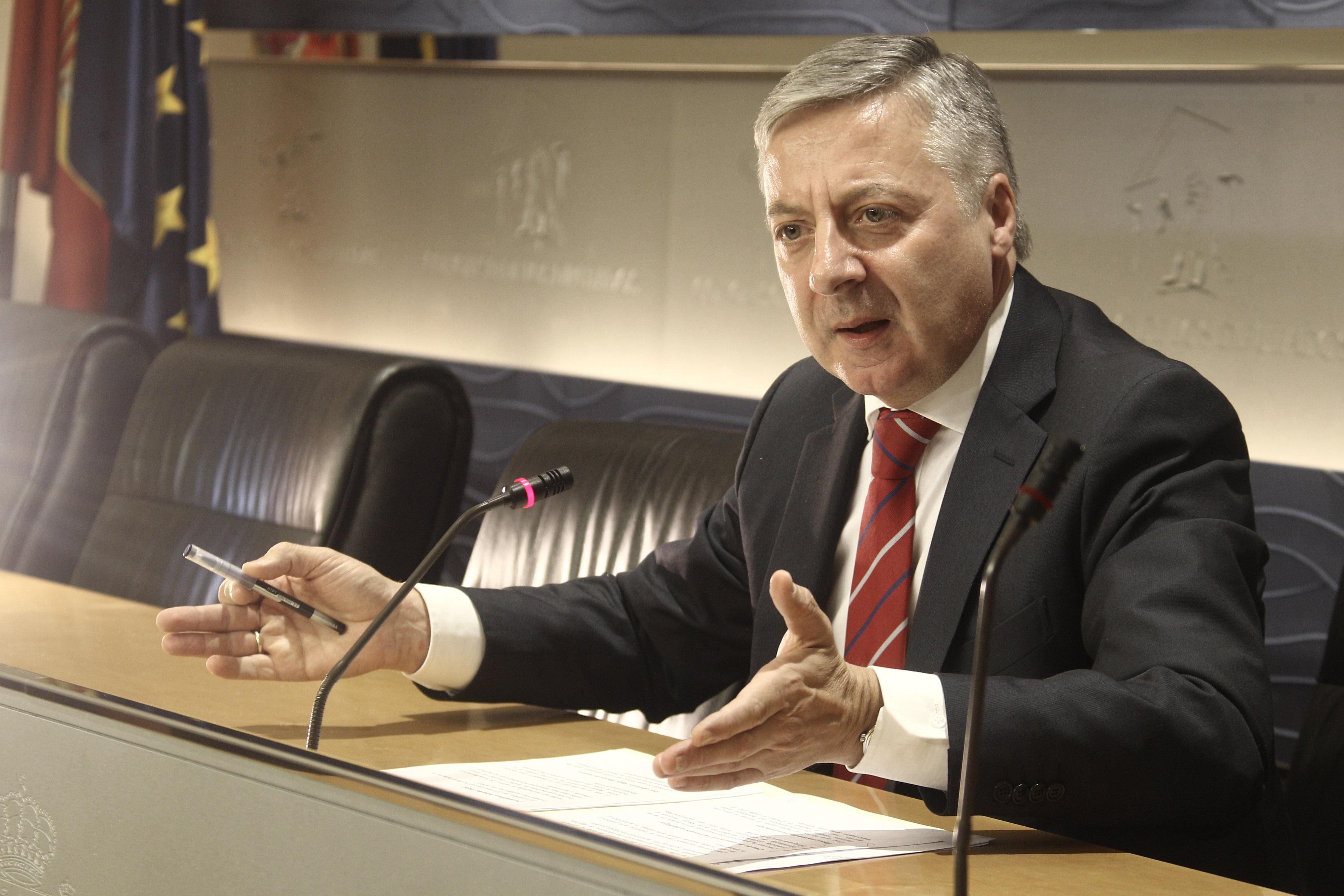 Blanco ratifica su retirada de la primera línea política y apoya a Besteiro en las primarias consultivas del PSdeG