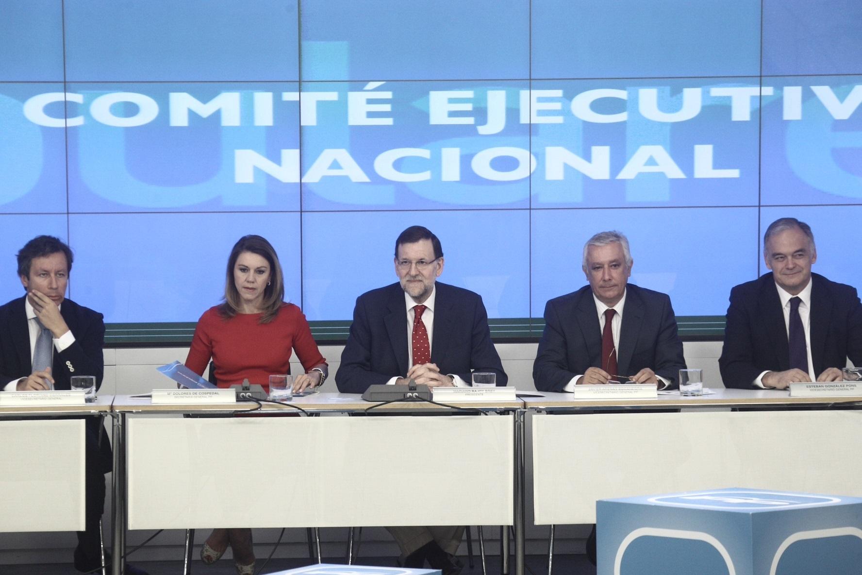 Cargos del PP dan por hecho que Rajoy irá al Parlamento para evitar el «daño mayor» de la moción de censura