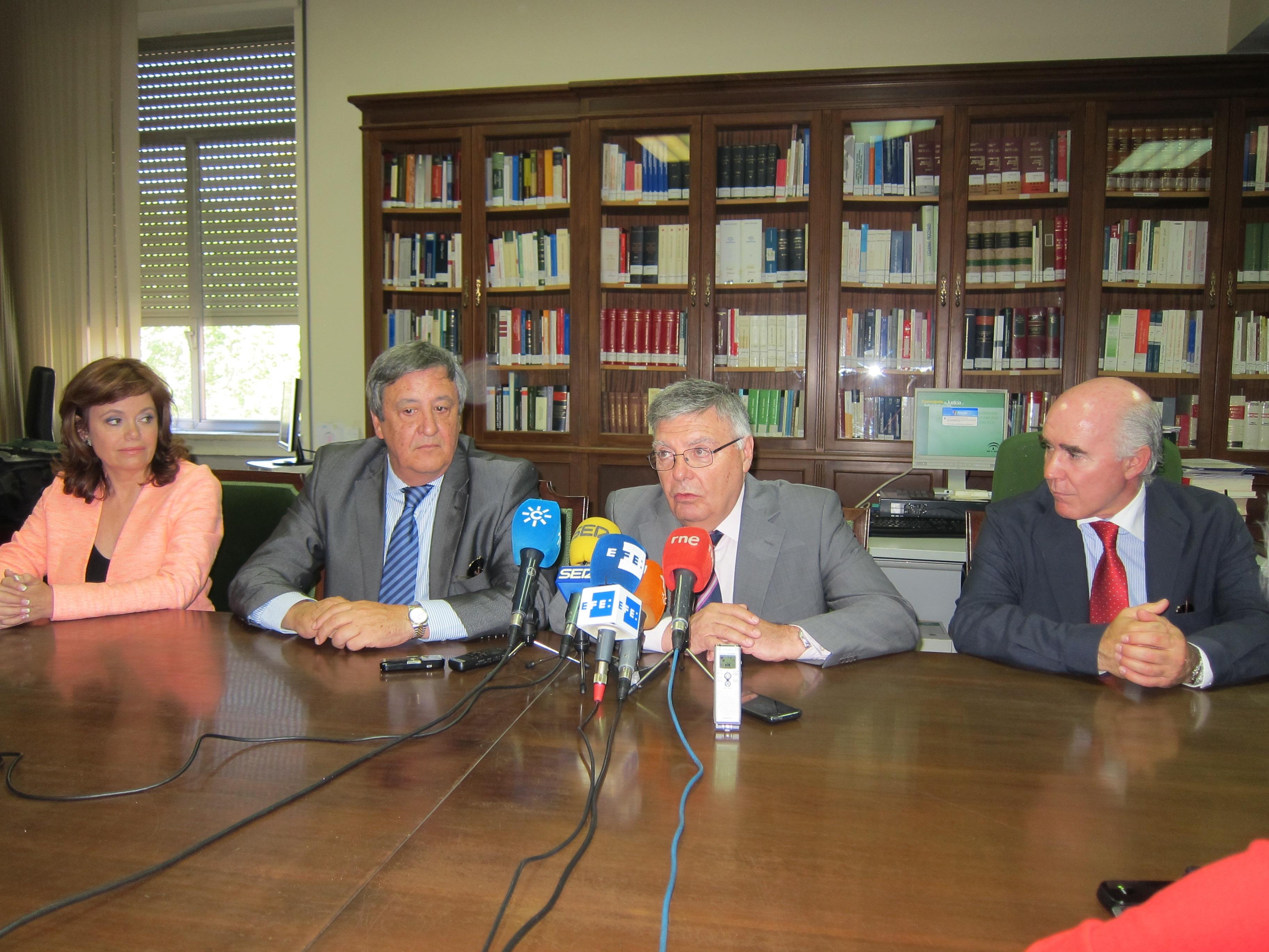 Carmona, futuro titular del juzgado de la Audiencia Nacional que ocupa el juez Ruz, reitera su buena opinión sobre él