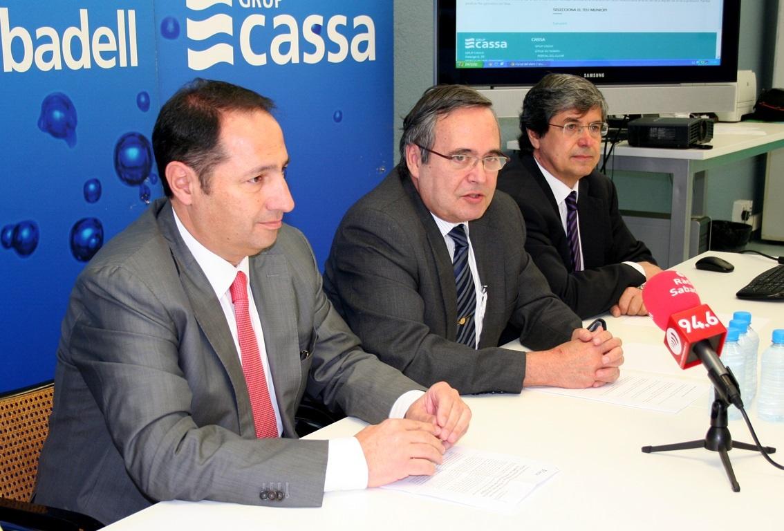Cassa estrena un servicio pionero de notificación de interrupciones en el suministro de agua