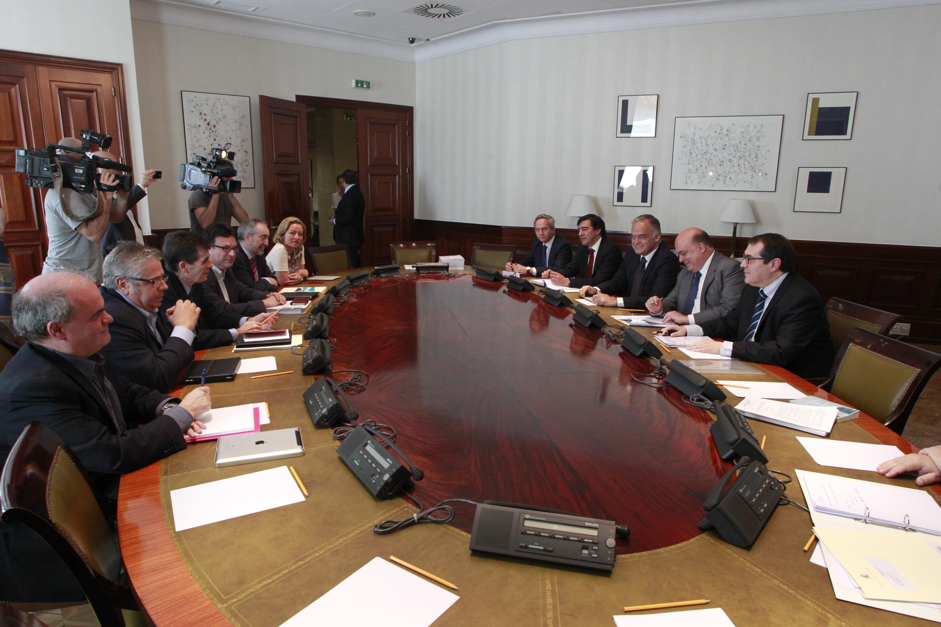 El Congreso no volverá a trabajar en la Ley de Transparencia hasta después de decidir si Rajoy comparece