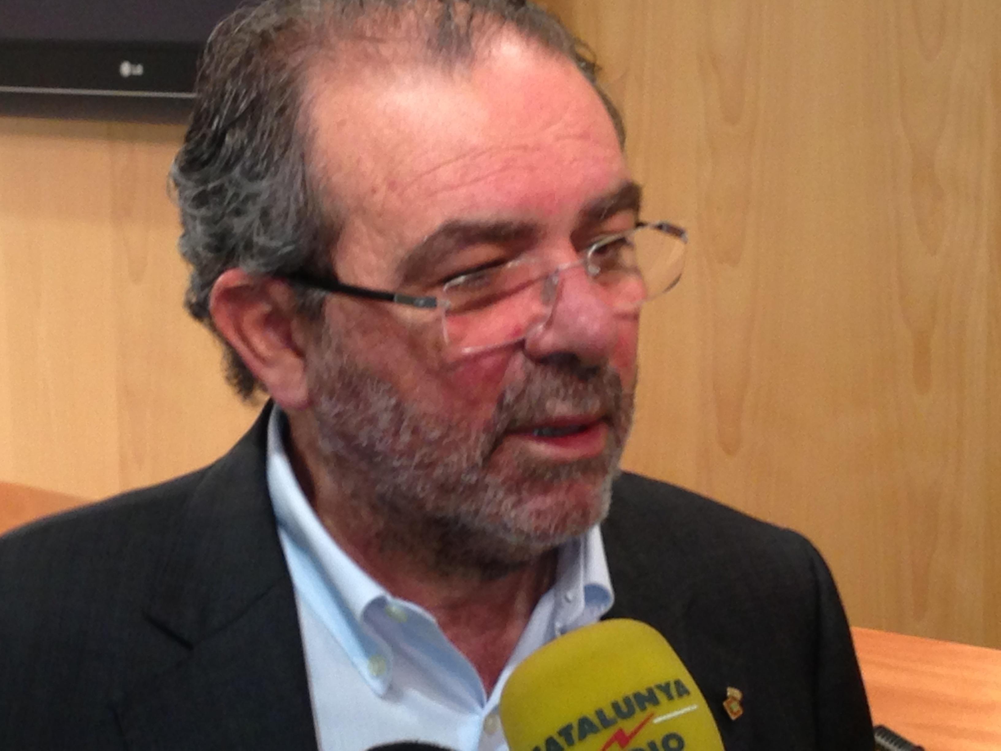 La Diputación de Lleida lleva a la Fira de Sant Miquel el debate del yoduro de plata