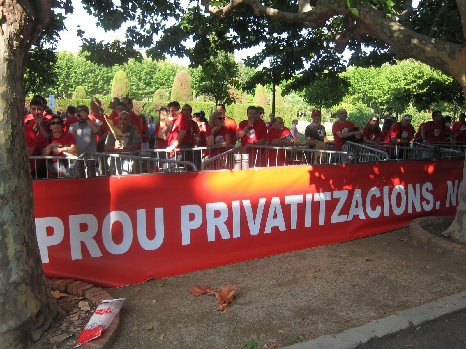 ERC pacta con el Gobierno catalán y comités de empresa de la CCMA «alternativas» al ERE de TV3