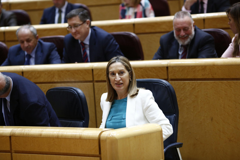 Economía-. El Gobierno autorizará mañana licitar por 20 millones el tramo Almussafes-Valencia del Corredor Mediterráneo