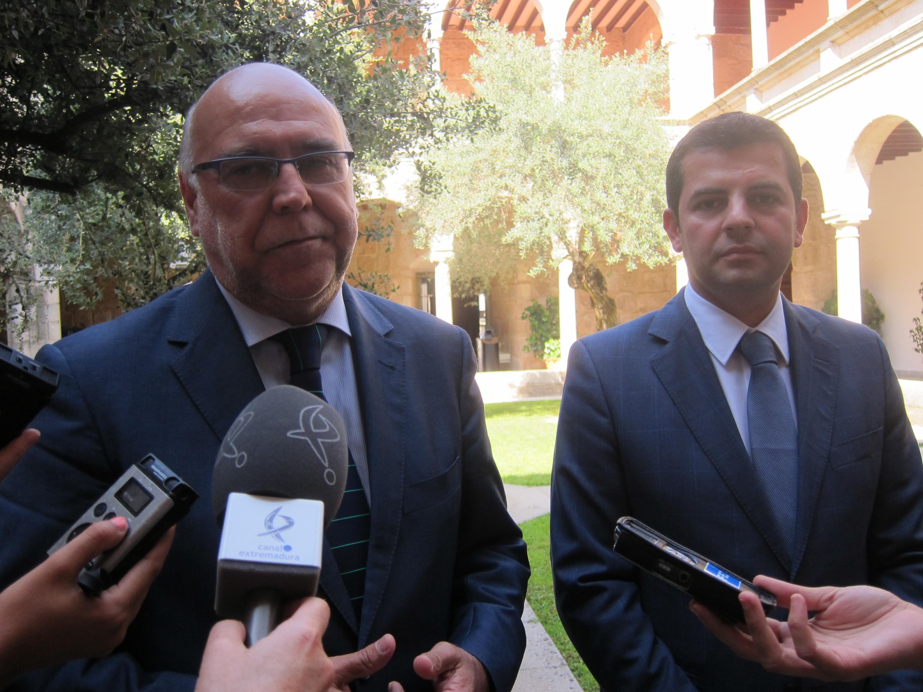 Extremadura se compromete a colaborar con Rumanía en materia de regadíos